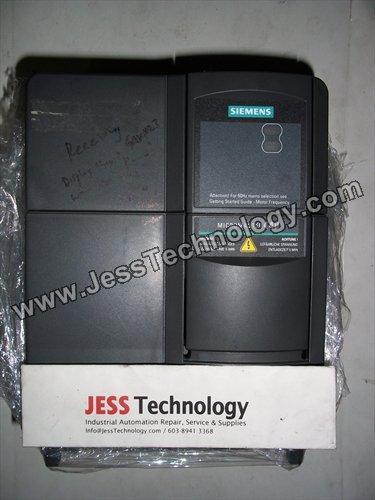 SIEMENS MICROMASTER 440 REPAIR MALAYSIA - 6SE6440-2UD25-5CA1