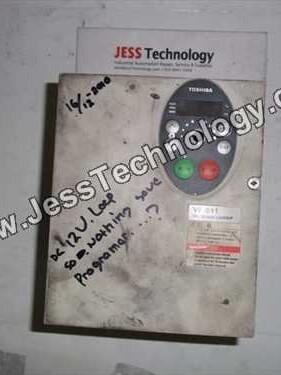 TOSHIBA VF-S11 INVERTER 3PH 4.0KW REPAIR MALAYSIA - JESS