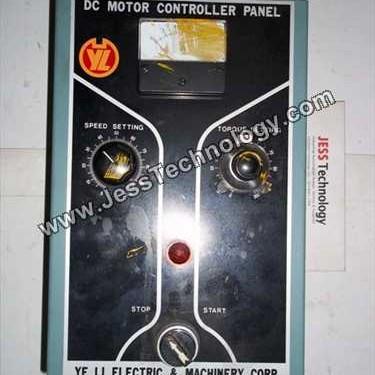 YE LI ELECTRIC DC MOTOR CONTROLLER PANEL DC DRIVE REPAIR - JESS