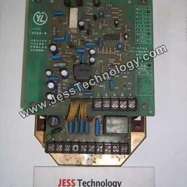 YL DC MOTOR CONTROLLER S086-6 REPAIR - JESS TECHNOLOGY