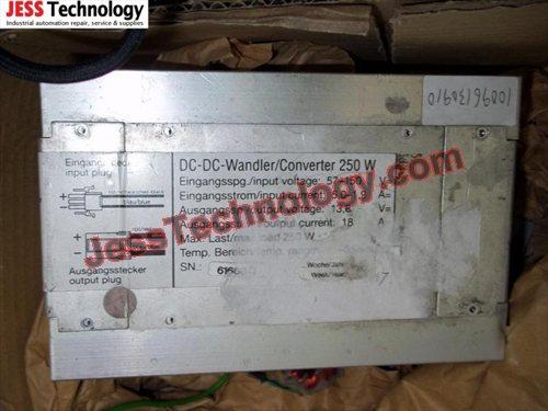 Repair  DC-DC WANDLER CONVERTER 250W in Malaysia, Singapore, Thailand, Indonesia