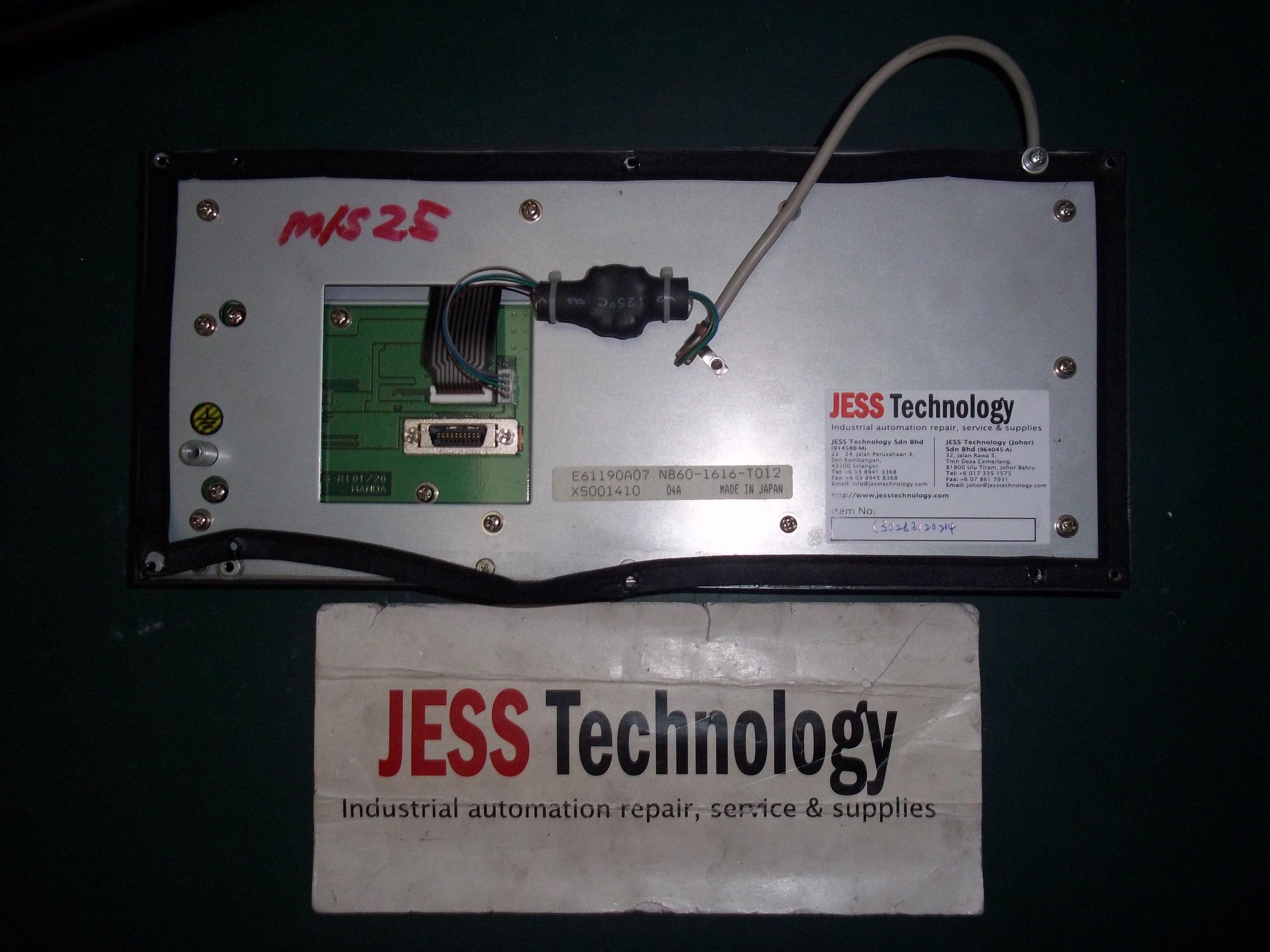 Repair N860-1616-T012 HP KEYPAD in Malaysia, Singapore, Thailand, Indonesia