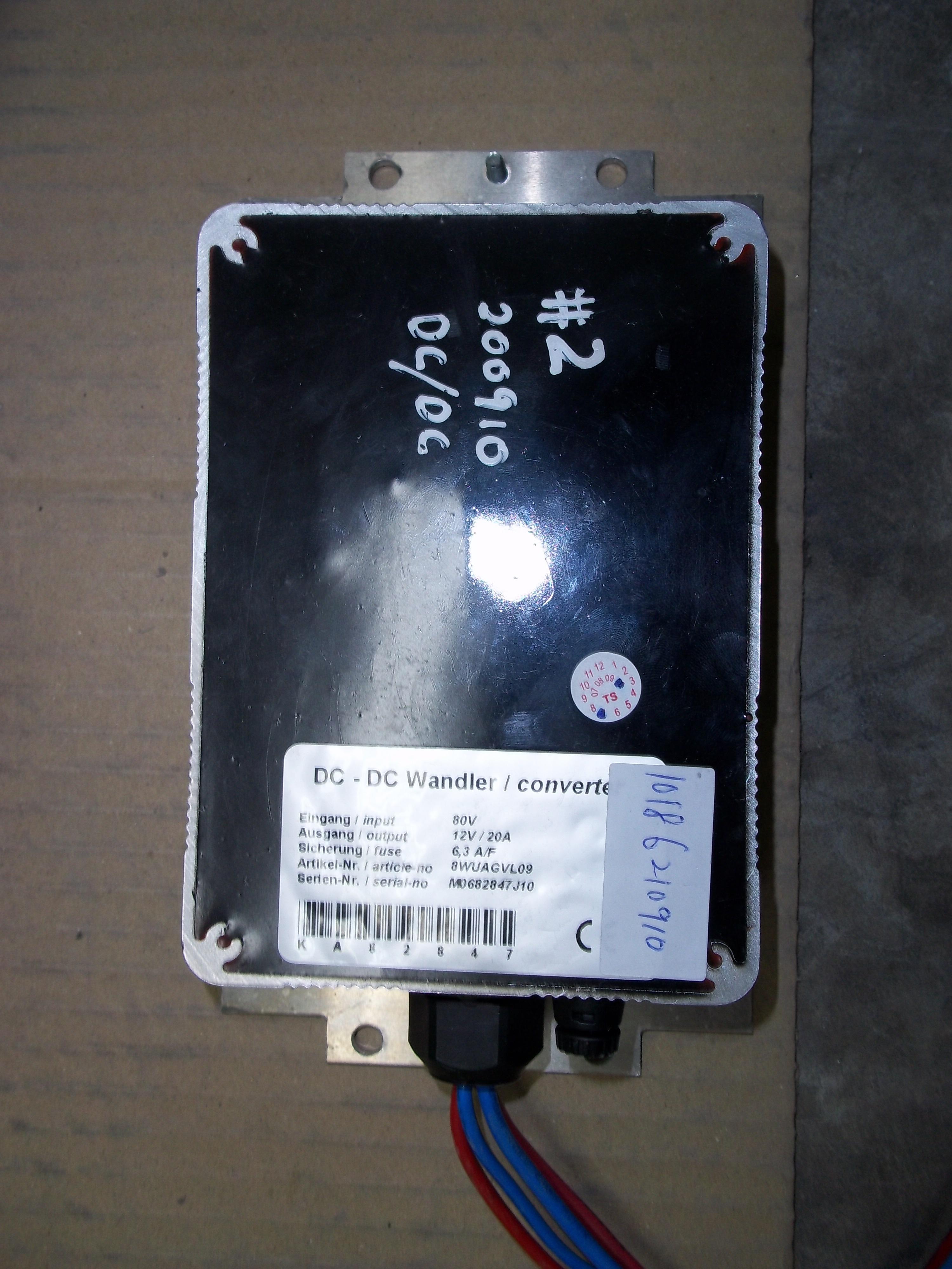 Repair 8WUAGVL09 WANDLER CONVERTER 250W in Malaysia, Singapore, Thailand, Indonesia