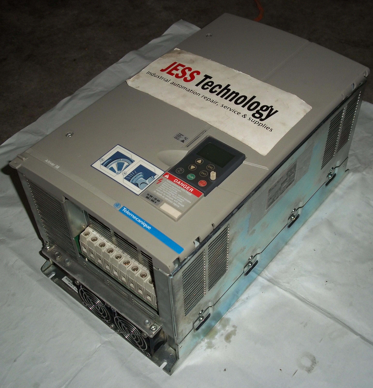 Repair ATV38HD2364 TELEMECANIQUE ALTIVAR 38  TELEMECANIQUE ALTIVAR 38 (ATV38HD23N4) in Malaysia, Singapore, Thailand, Indonesia