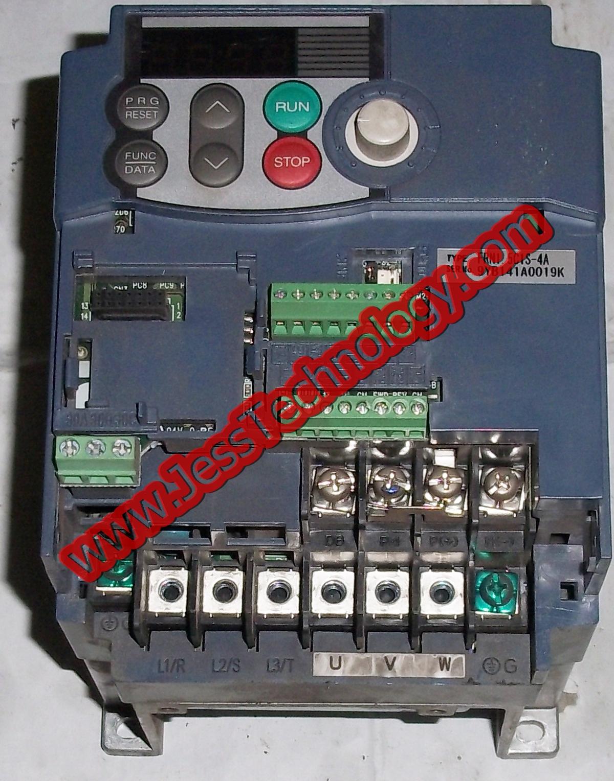 Repair FRN1.5C1S-4A FUJI  FUJI ELECTRIC INVERTER (FRN1.5C1S-4A) in Malaysia, Singapore, Thailand, Indonesia