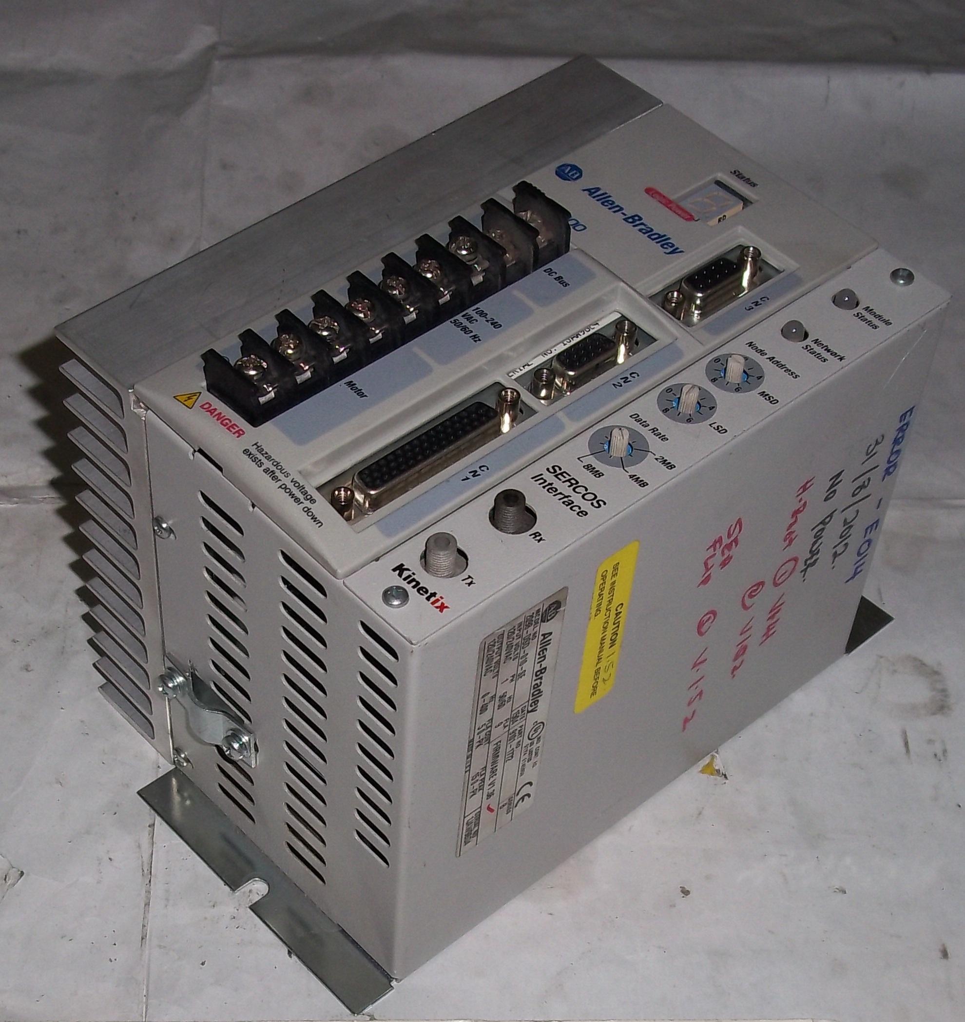 Repair 2098-DSD-010-SE ALLEN-BRADLEY  ALLEN-BRADLEY ULTRA 3000 (2098-DSD-010-SE) in Malaysia, Singapore, Thailand, Indonesia