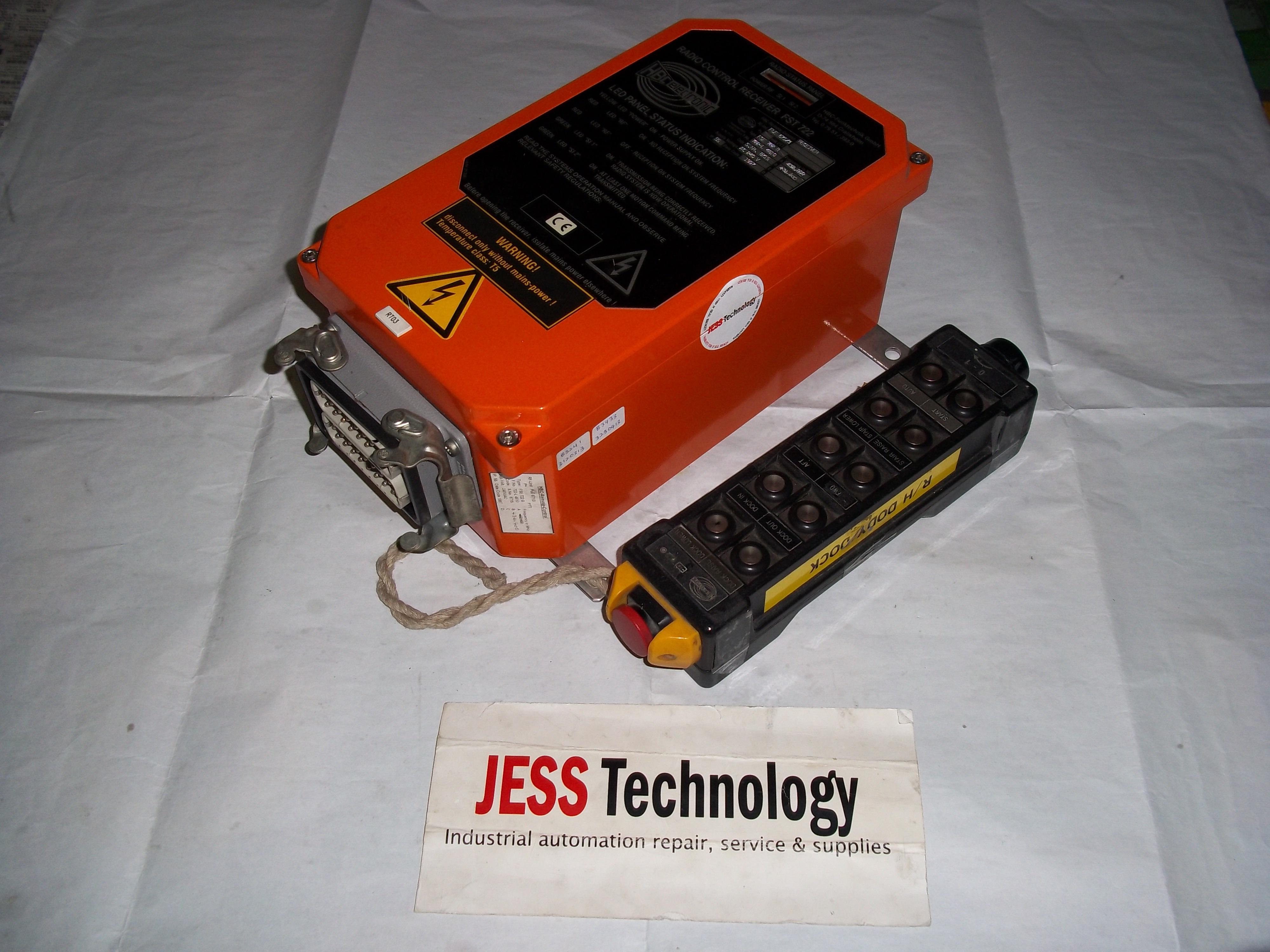 Repair FSE 722B HBC ELECTRONIC RADIO CONTROL RECIEVER FST 722 (FSE 722B)                                                       (UW B3241) in Malaysia, Singapore, Thailand, Indonesia