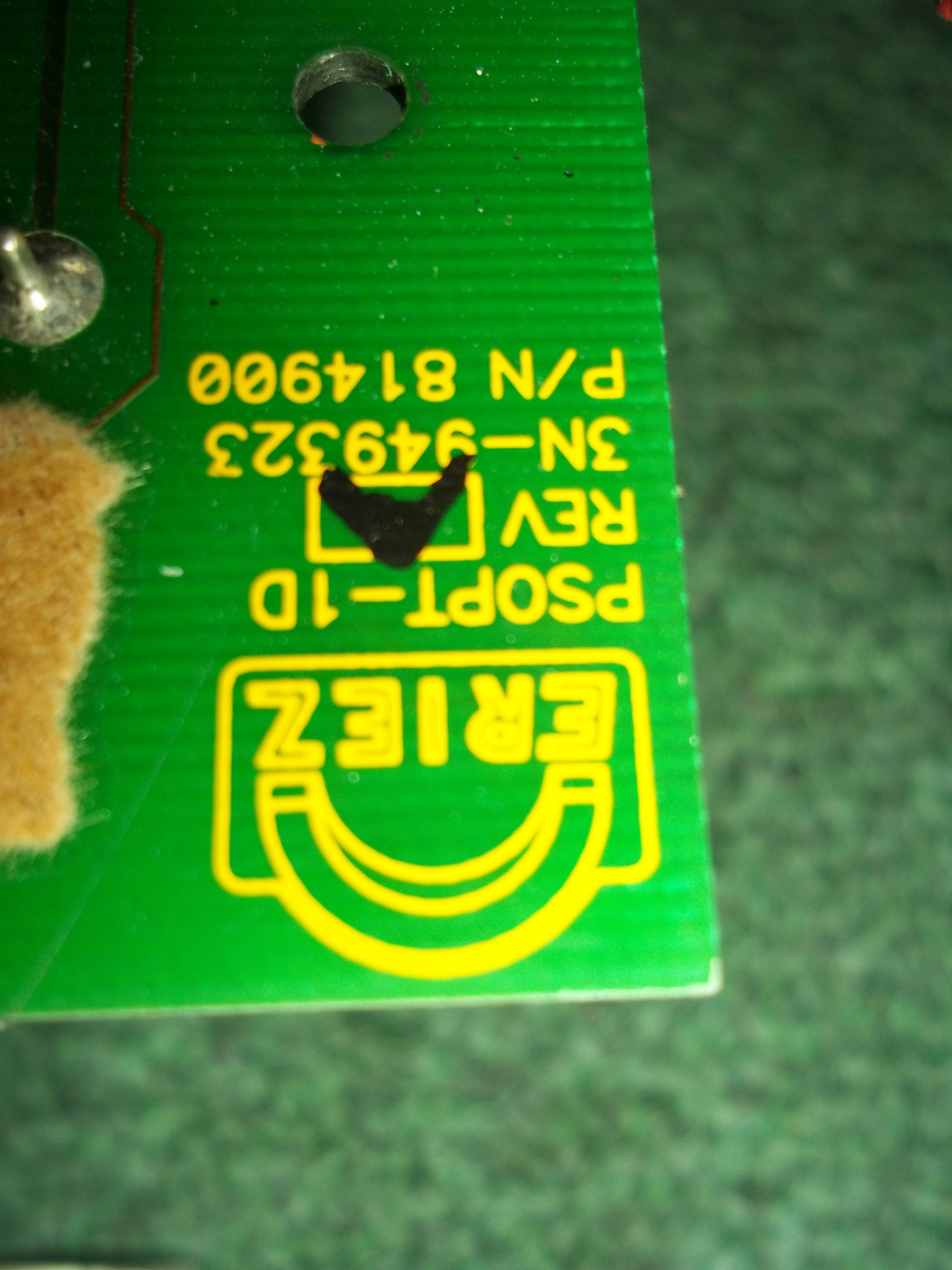 Repair 1834271250-1-7 ERIEZ ERIEZ METAL DETECTOR POWER CARD in Malaysia, Singapore, Thailand, Indonesia