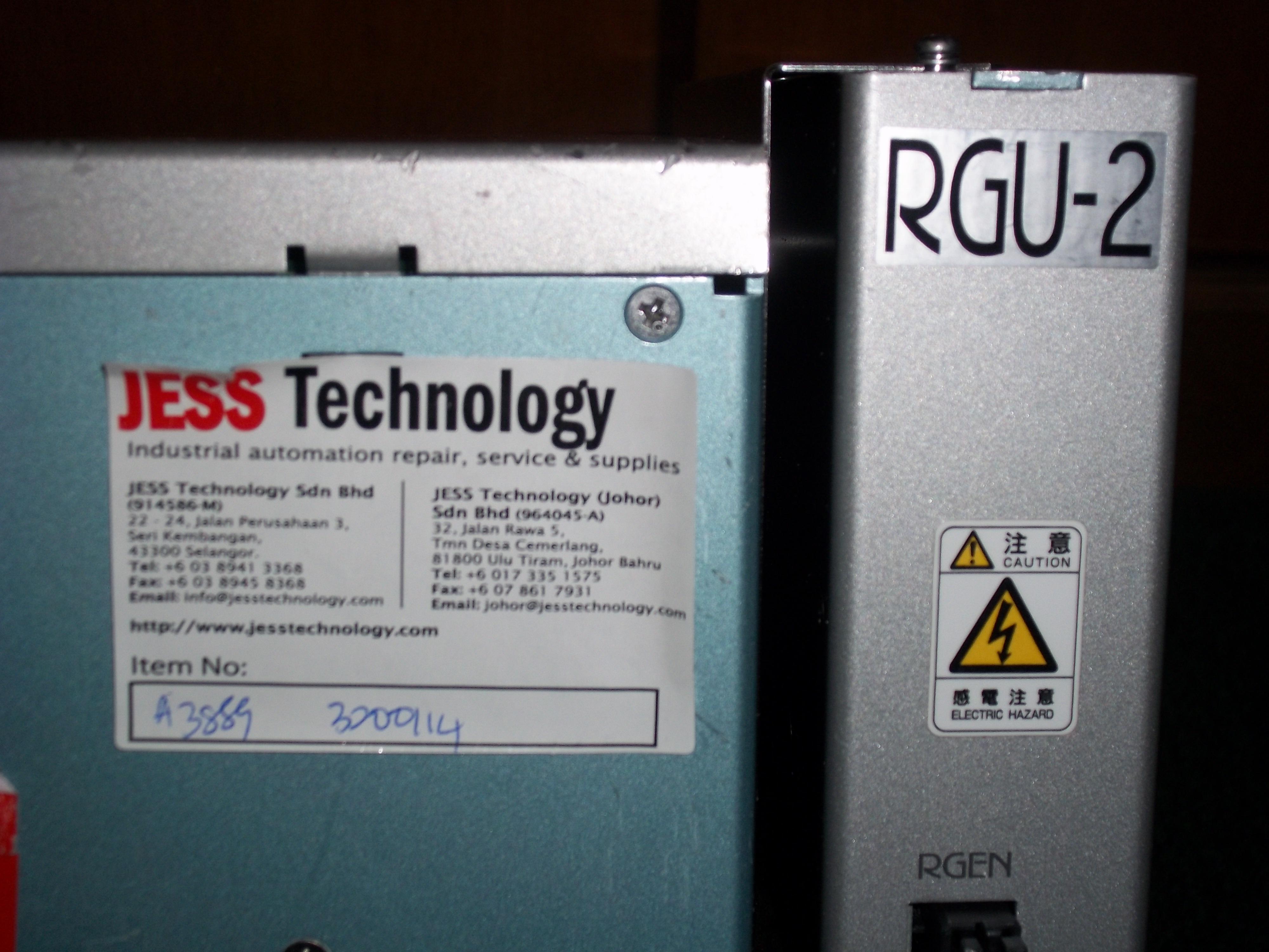 Repair RCX142 YAMAHA CONTROLLER DC MINI in Malaysia, Singapore, Thailand, Indonesia