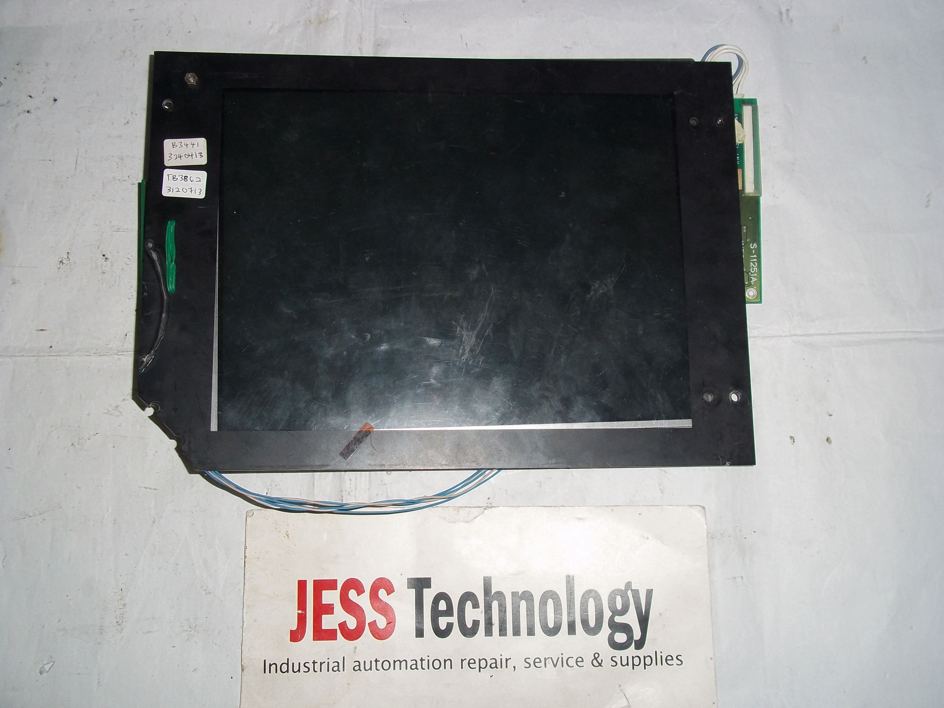 Repair NL6448AC33-18 NEC  LCD DISPLAY in Malaysia, Singapore, Thailand, Indonesia