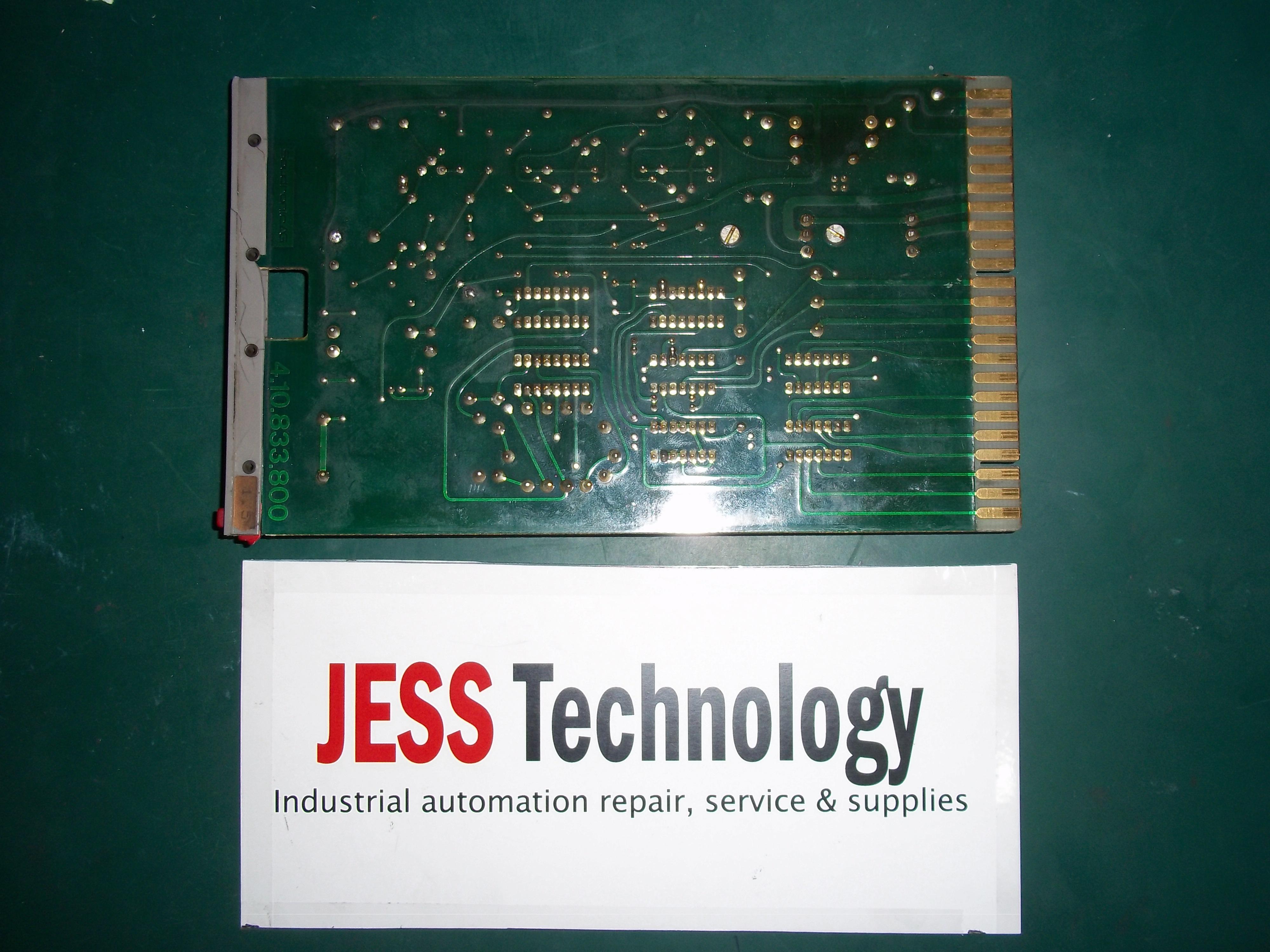 Repair 4.10.833.800 EVCO PCB BOARD in Malaysia, Singapore, Thailand, Indonesia