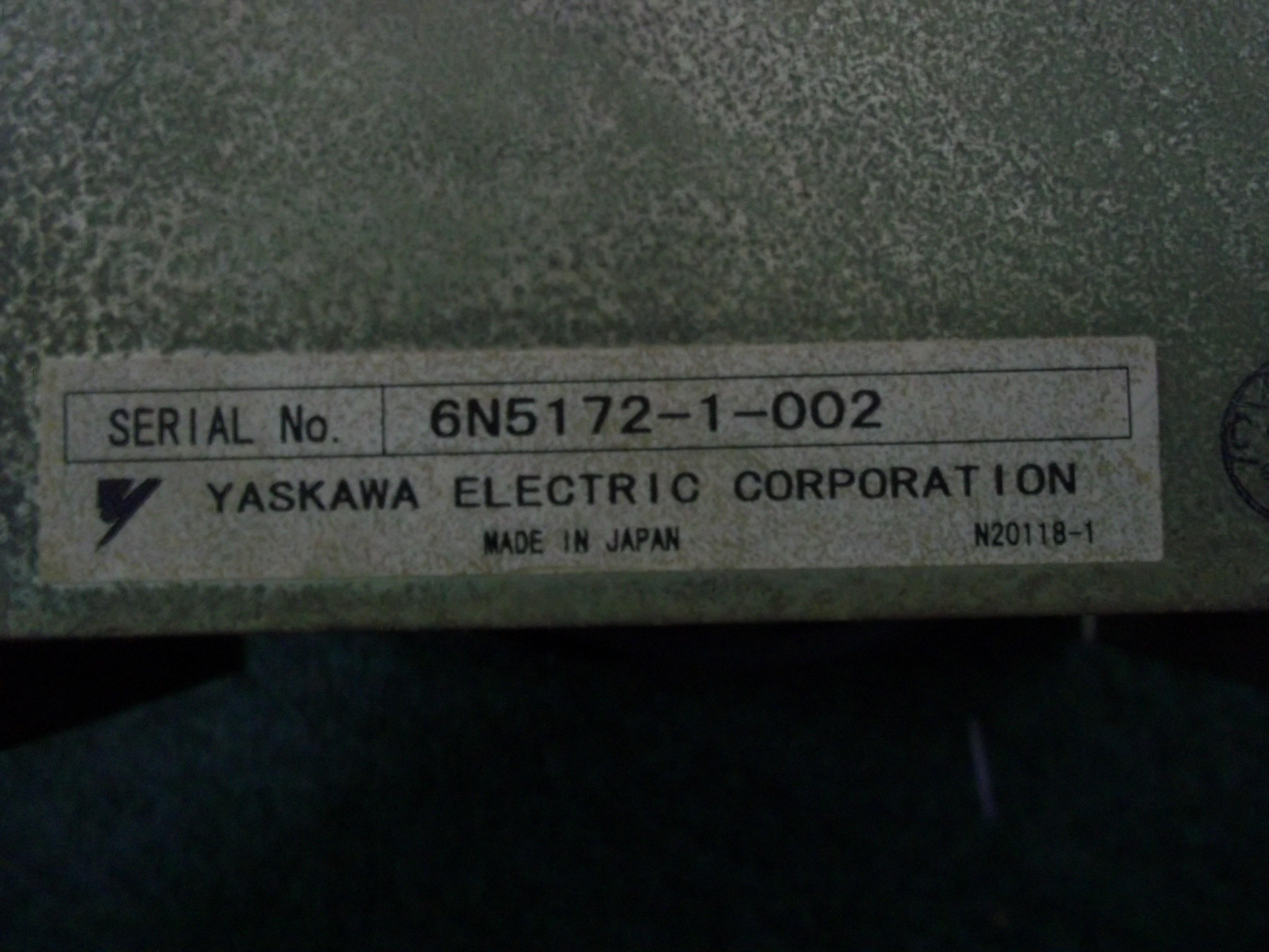 Repair CPCR-MR-CA-05D-C SERVO YASKAWA ELECTRIC CORPORATION (SERVOPACK)  in Malaysia, Singapore, Thailand, Indonesia