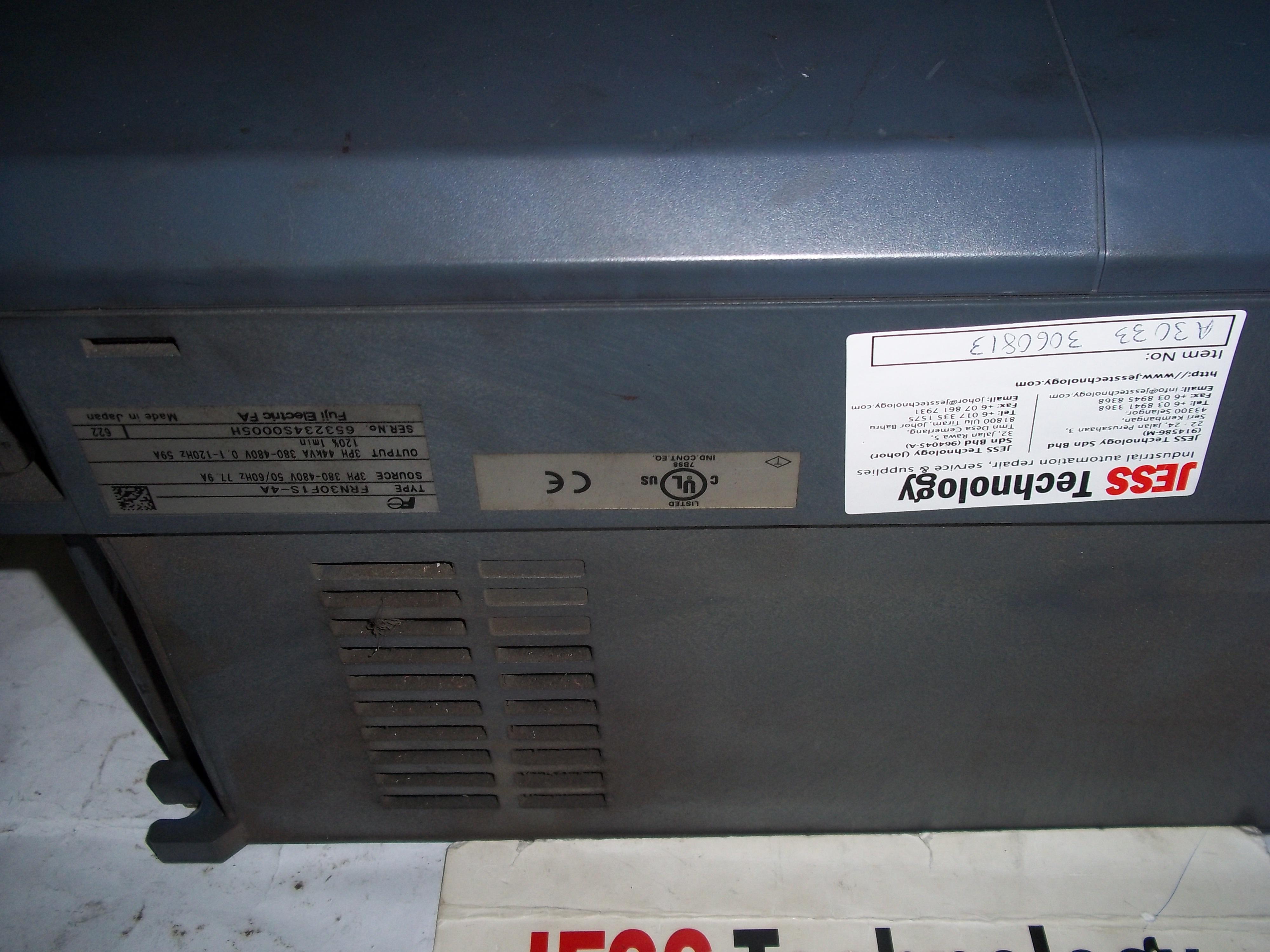 Repair FRN30F1S-4A FUJI FRENIC-ECO FUJI FRENIC - ECO  in Malaysia, Singapore, Thailand, Indonesia