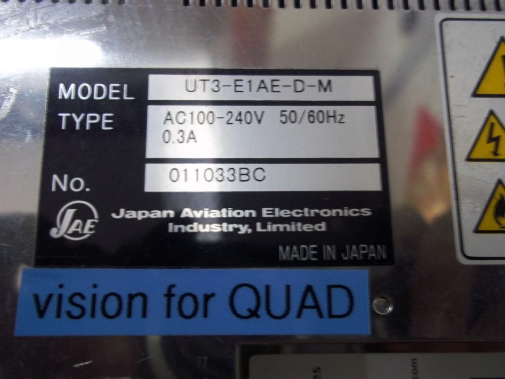 JESS | Repair JAPAN AVIATION ELECTRONICS JAPAN TOUCH SCREEN