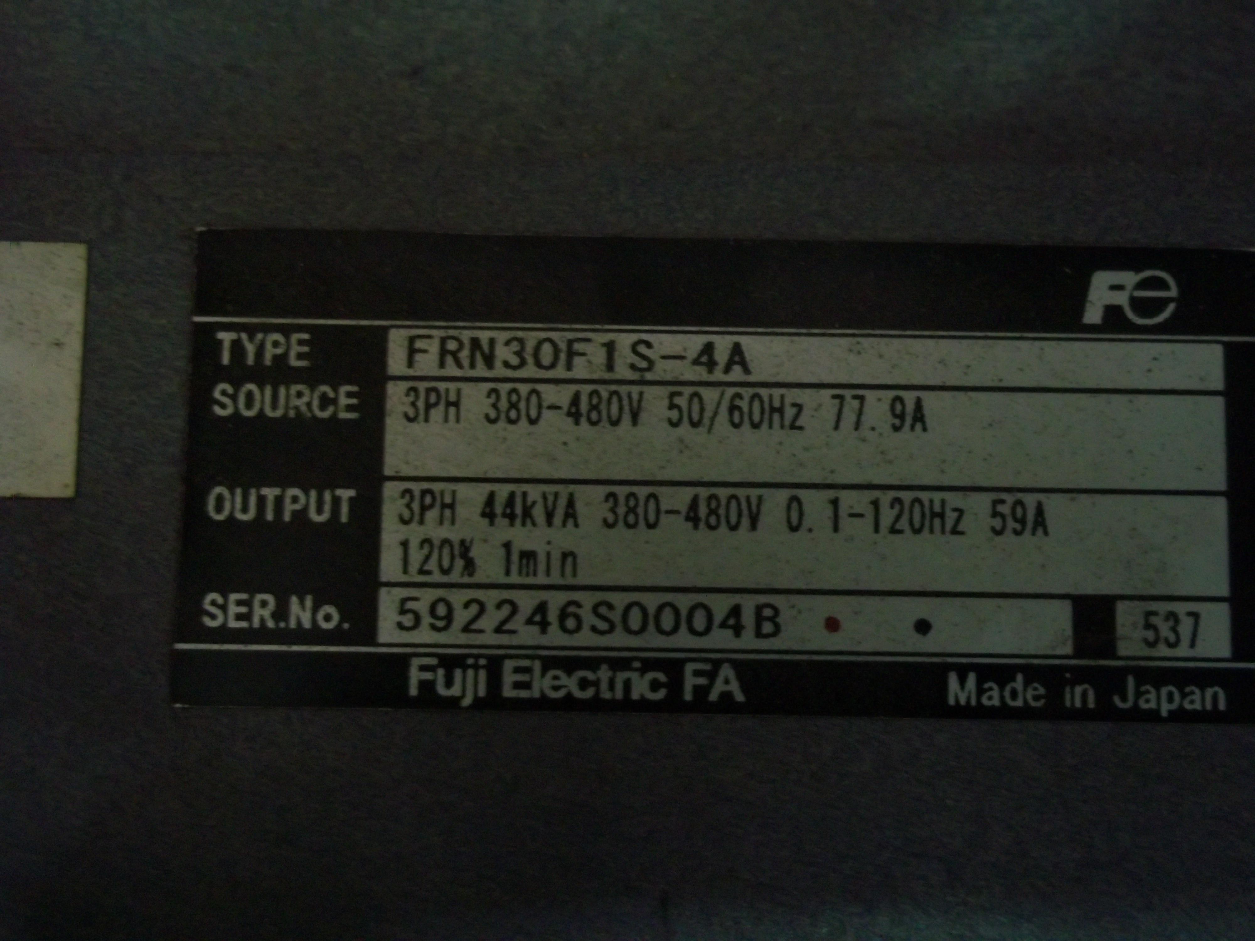 Repair FRN30F1S-4A FUJI  FUJI FRENIC in Malaysia, Singapore, Thailand, Indonesia