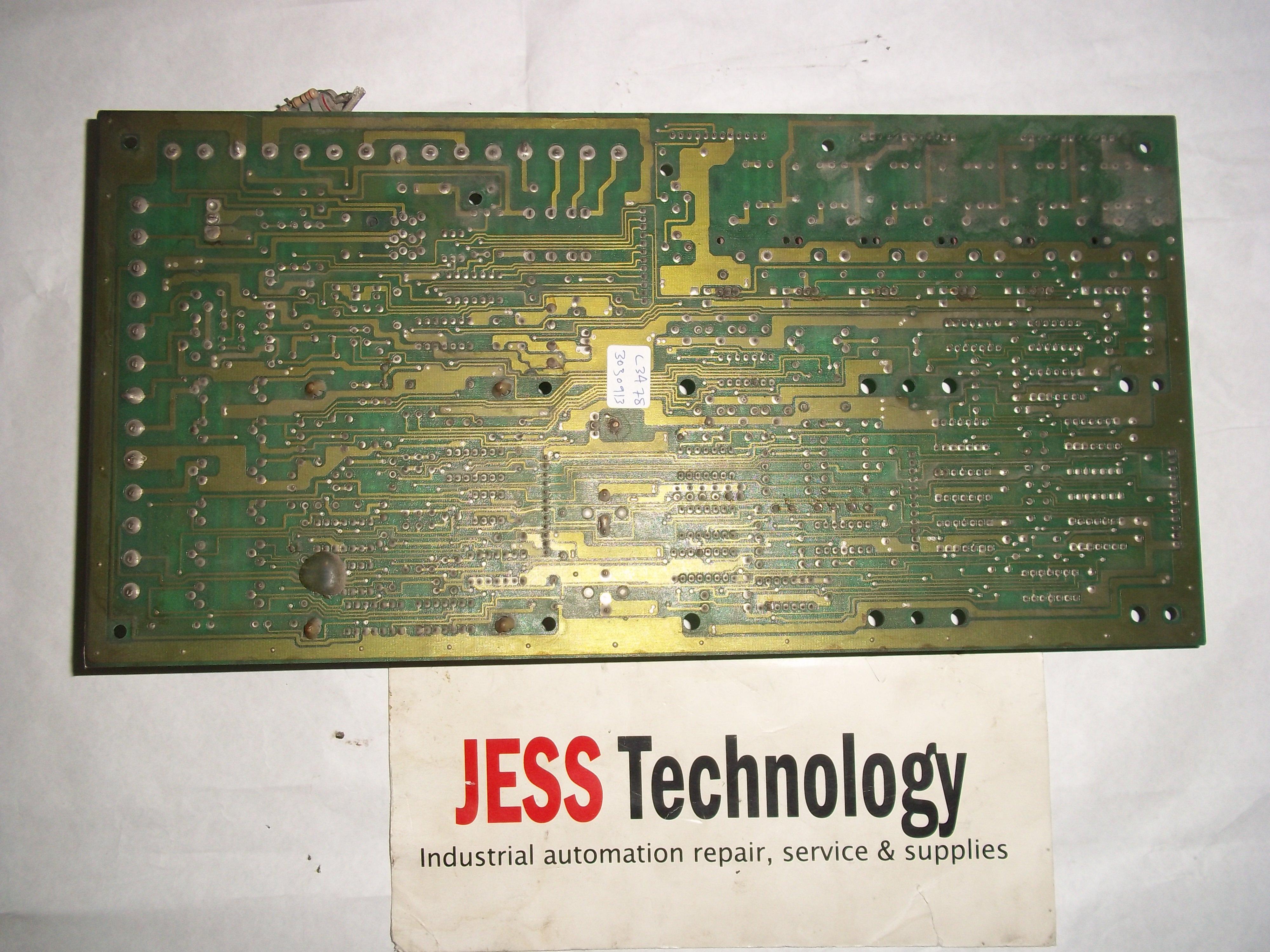 Repair TFC-126C047 EVCO  PCB BOARD in Malaysia, Singapore, Thailand, Indonesia
