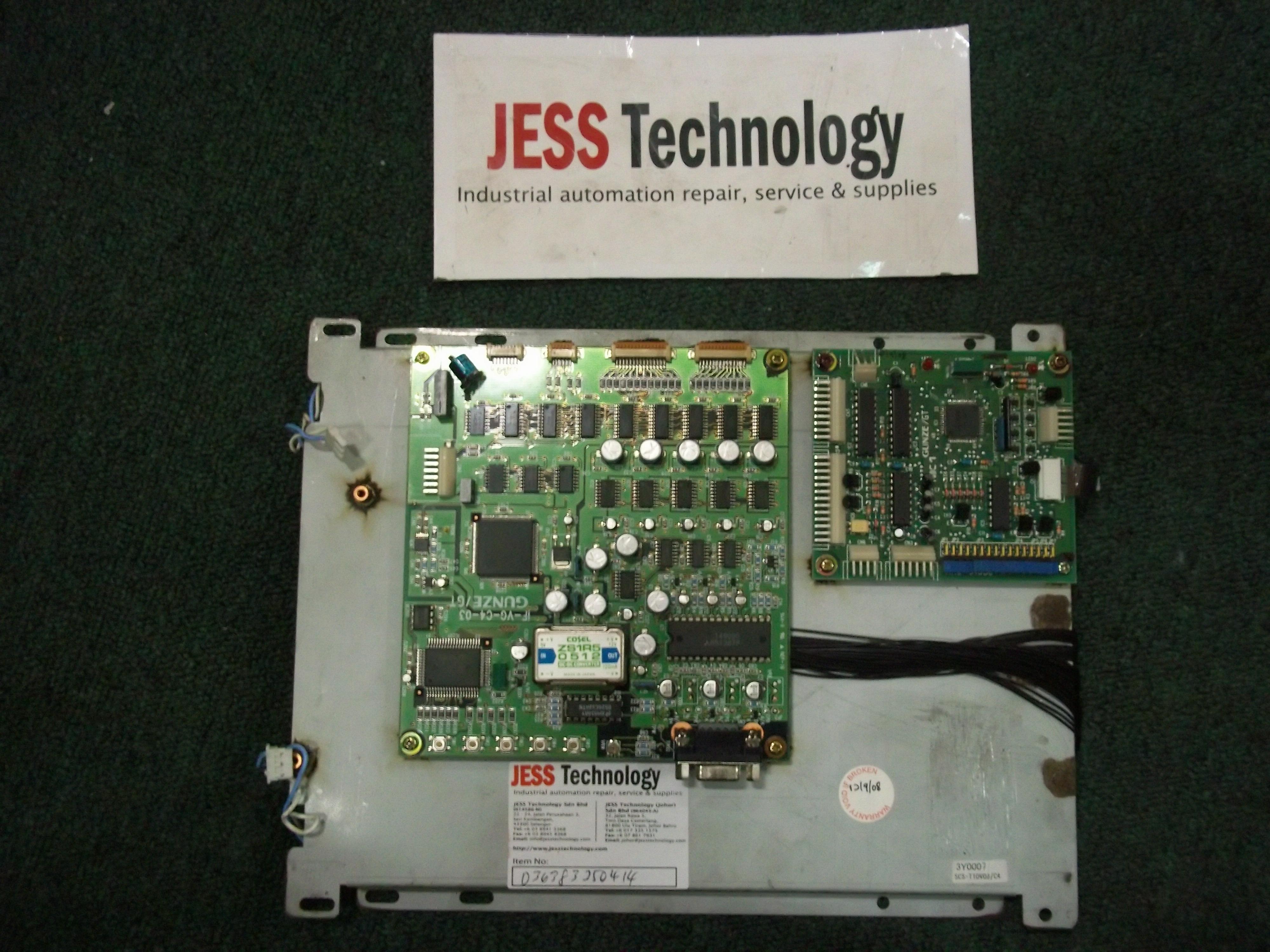 Repair SCS-T1CV031C4 HP SCREEN in Malaysia, Singapore, Thailand, Indonesia