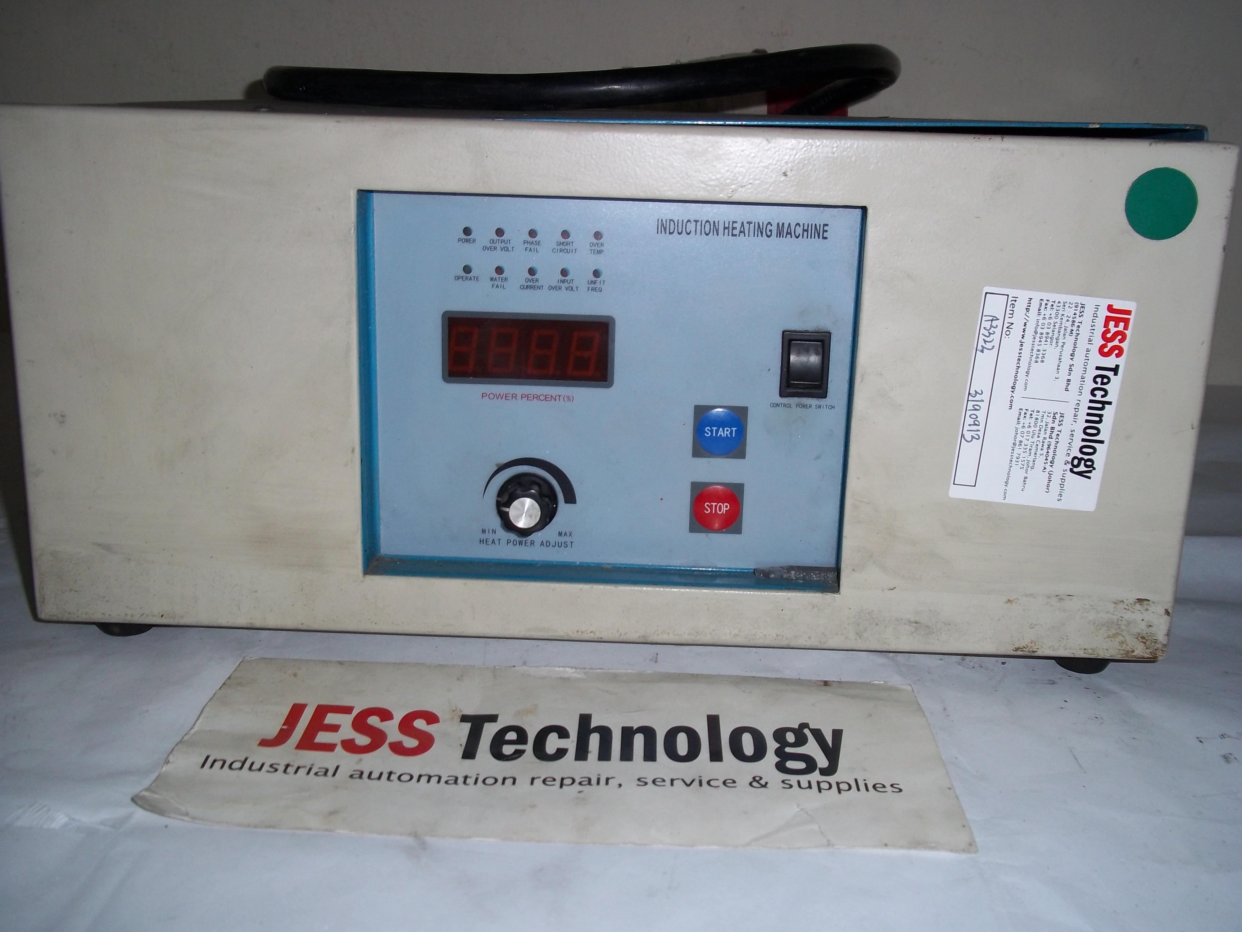 Repair G7231 TOSHIBA INDUCTION HEATING MACHINE in Malaysia, Singapore, Thailand, Indonesia