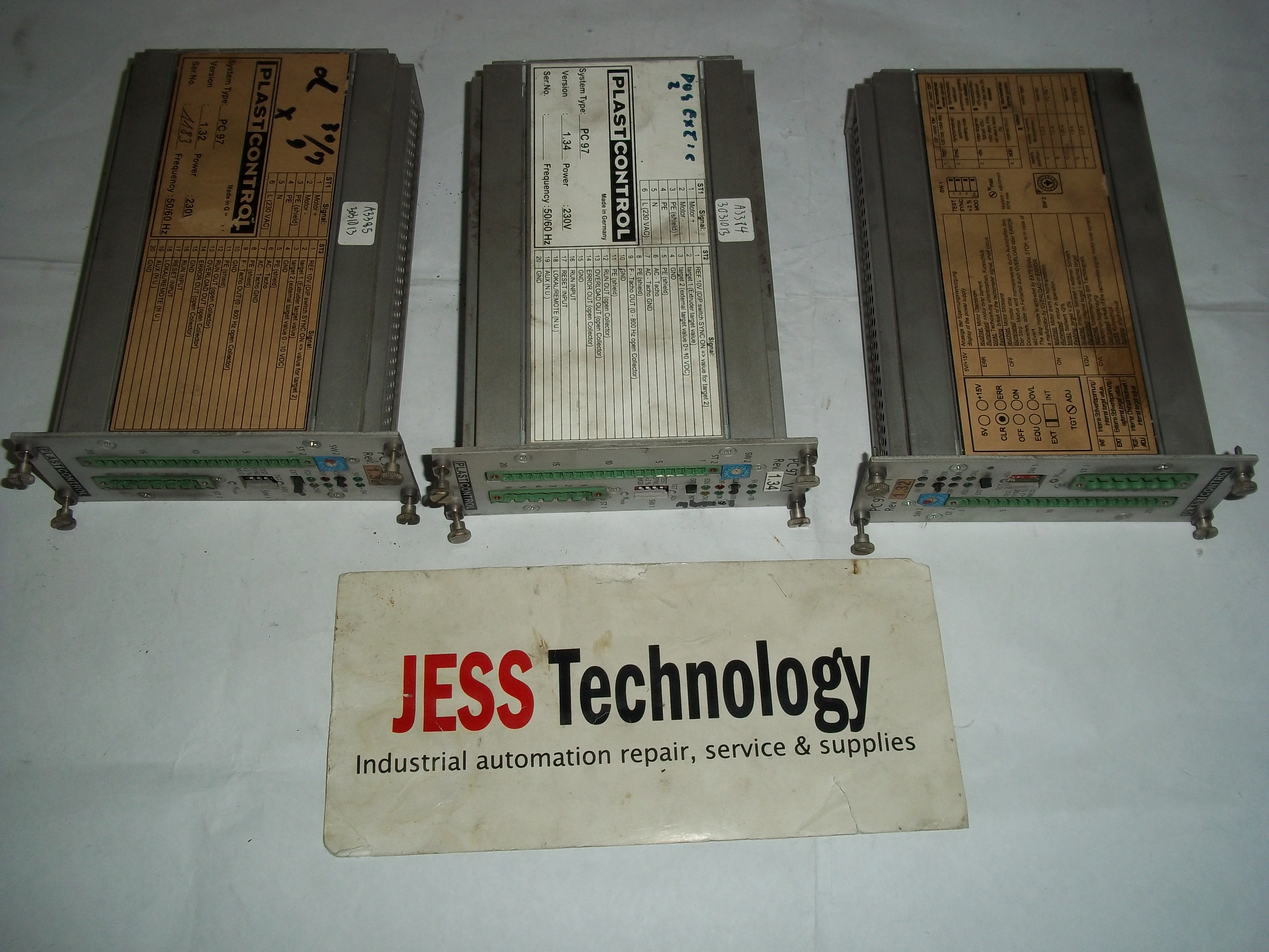 Repair PC27 PLAST PLAST CONTROL in Malaysia, Singapore, Thailand, Indonesia