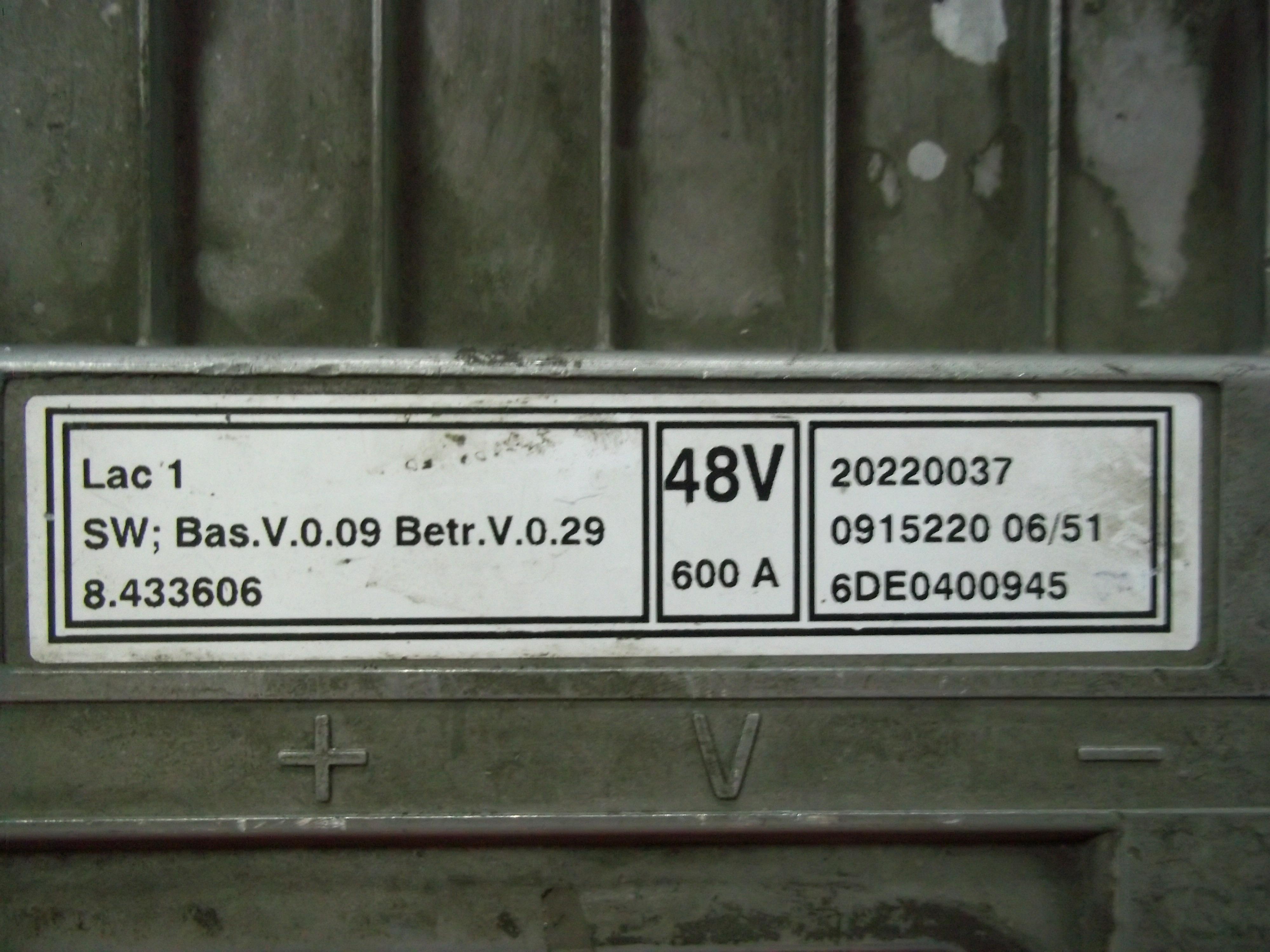 Repair 8433606 LAC 1  LAC 1 in Malaysia, Singapore, Thailand, Indonesia