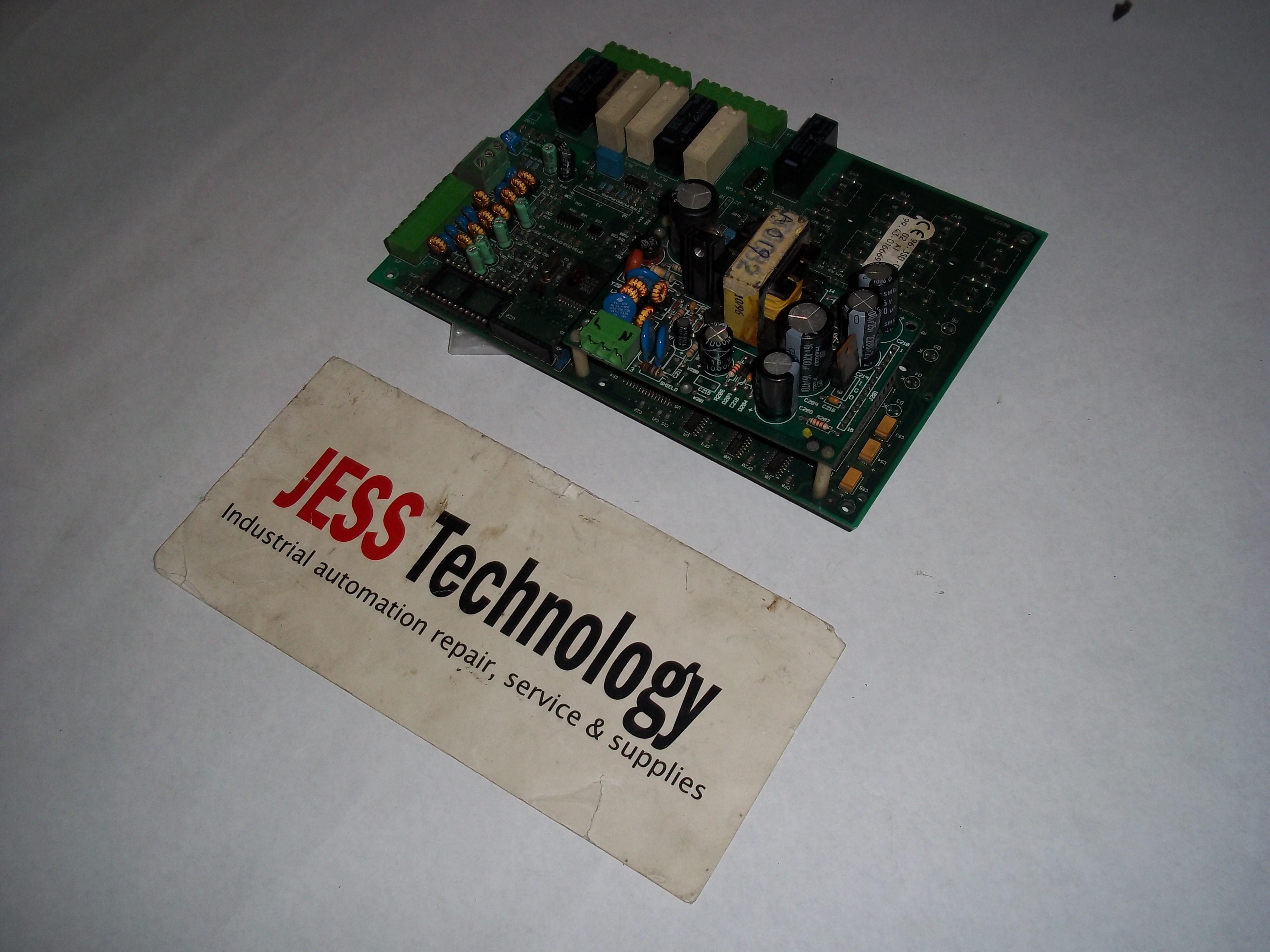 Repair 99.43.016669 EVCO  PCB BOARD (A019) (B3388) in Malaysia, Singapore, Thailand, Indonesia