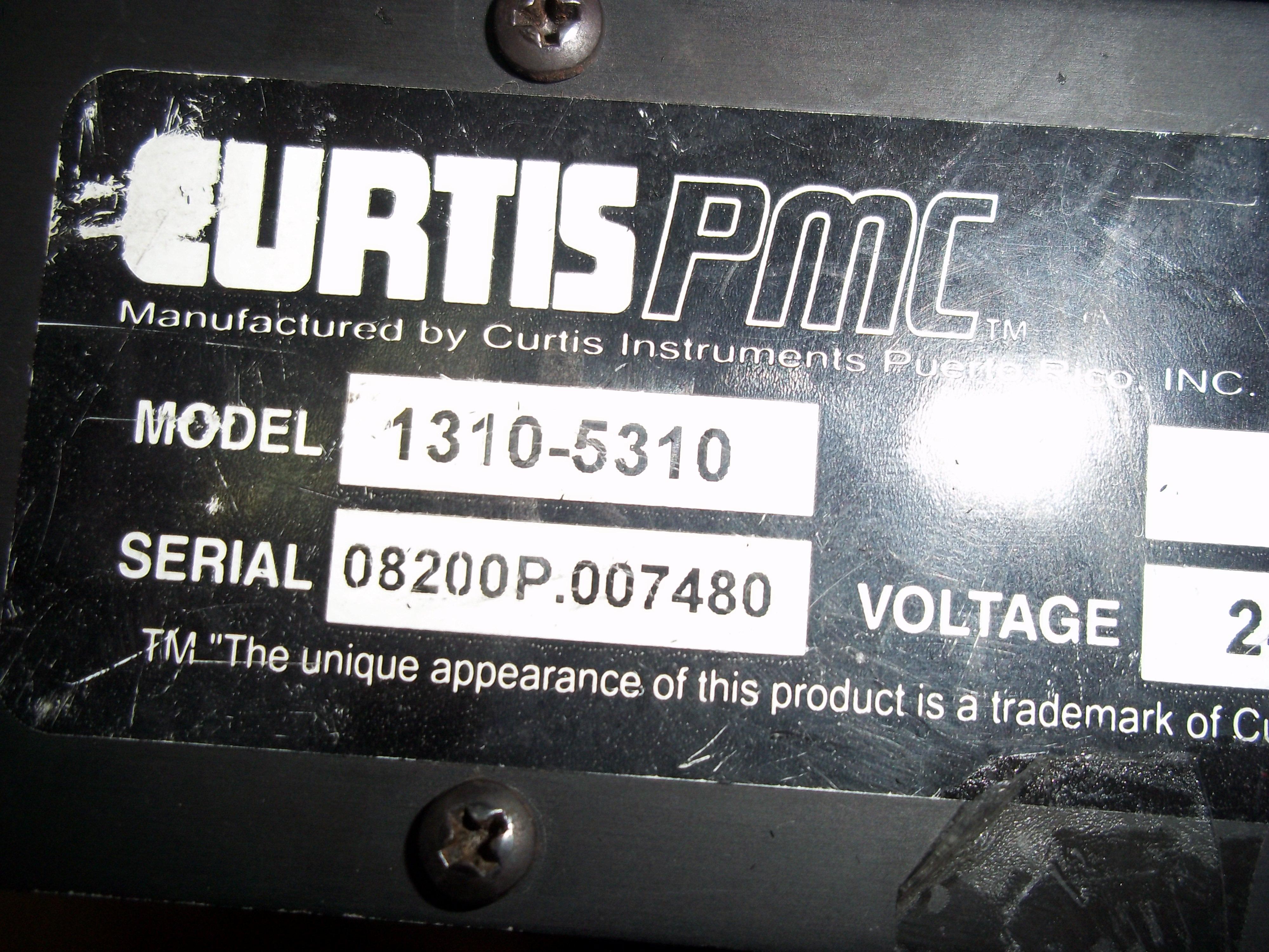Repair 1310-5310 CURTIS  CURTIS PMC in Malaysia, Singapore, Thailand, Indonesia