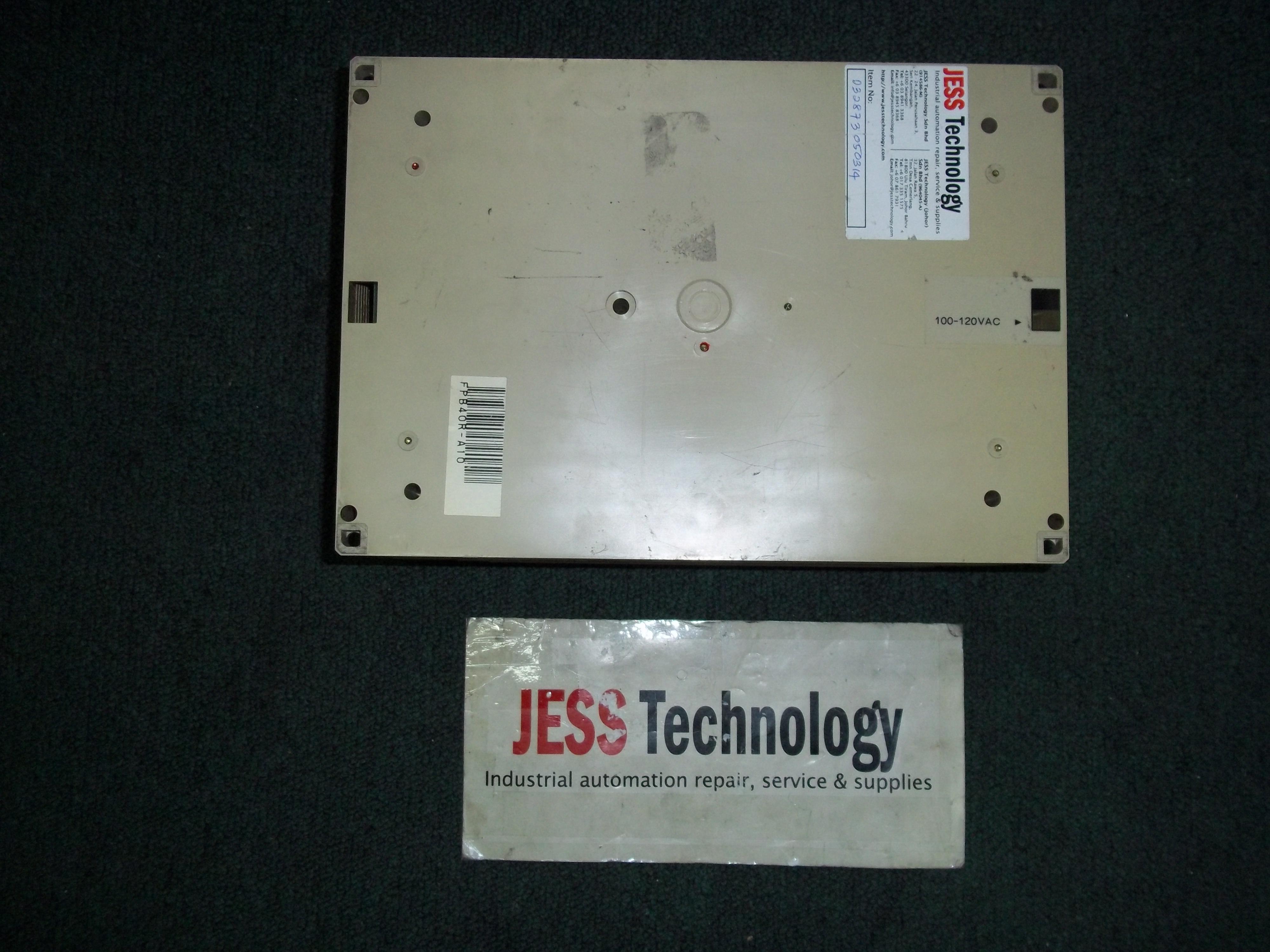 Repair FPB40T-A10 FUJI FUJI ELECTRIC PLC in Malaysia, Singapore, Thailand, Indonesia