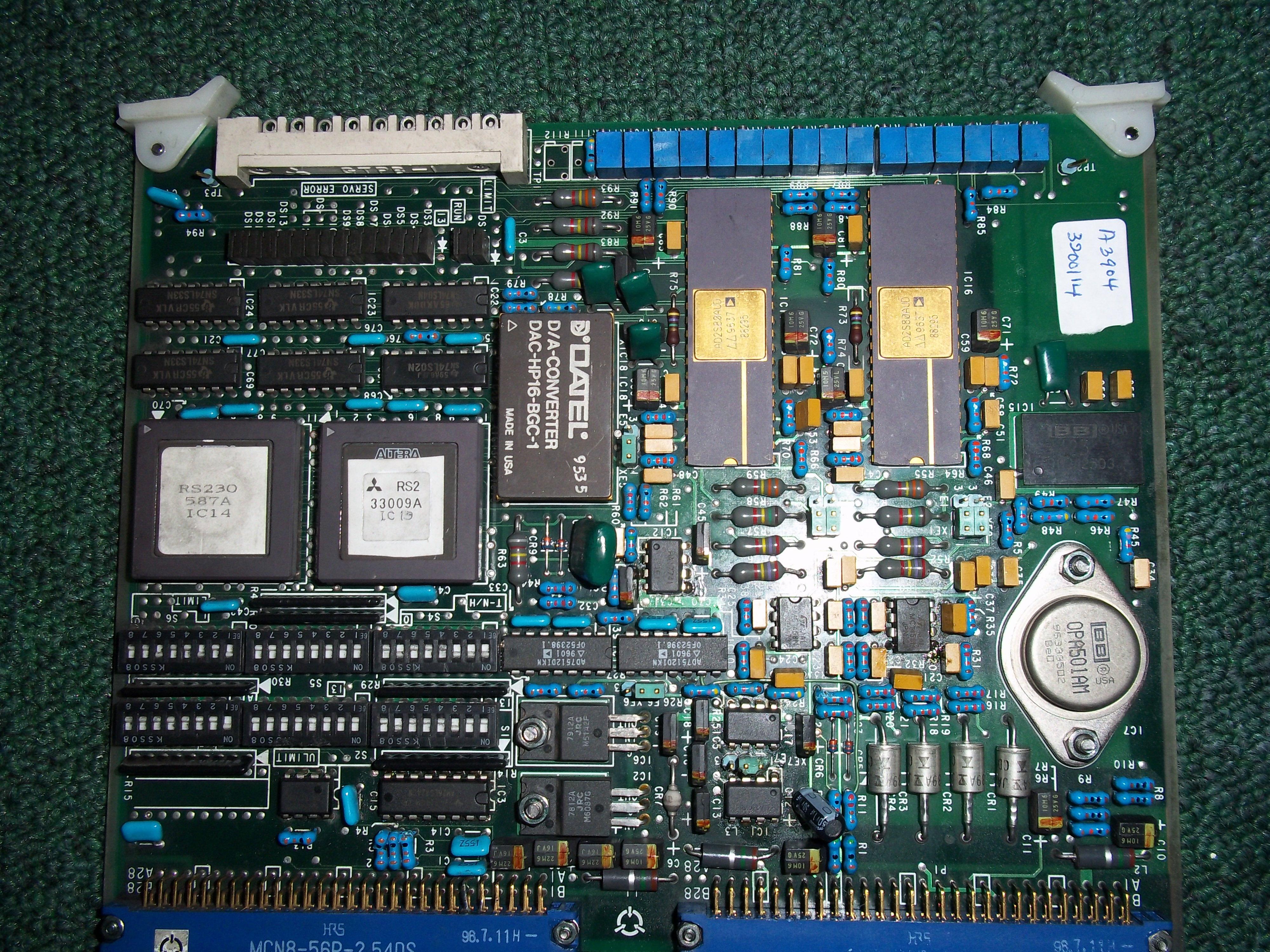Repair OPA501AM DATEL  DATEL D/A CONVERTER in Malaysia, Singapore, Thailand, Indonesia