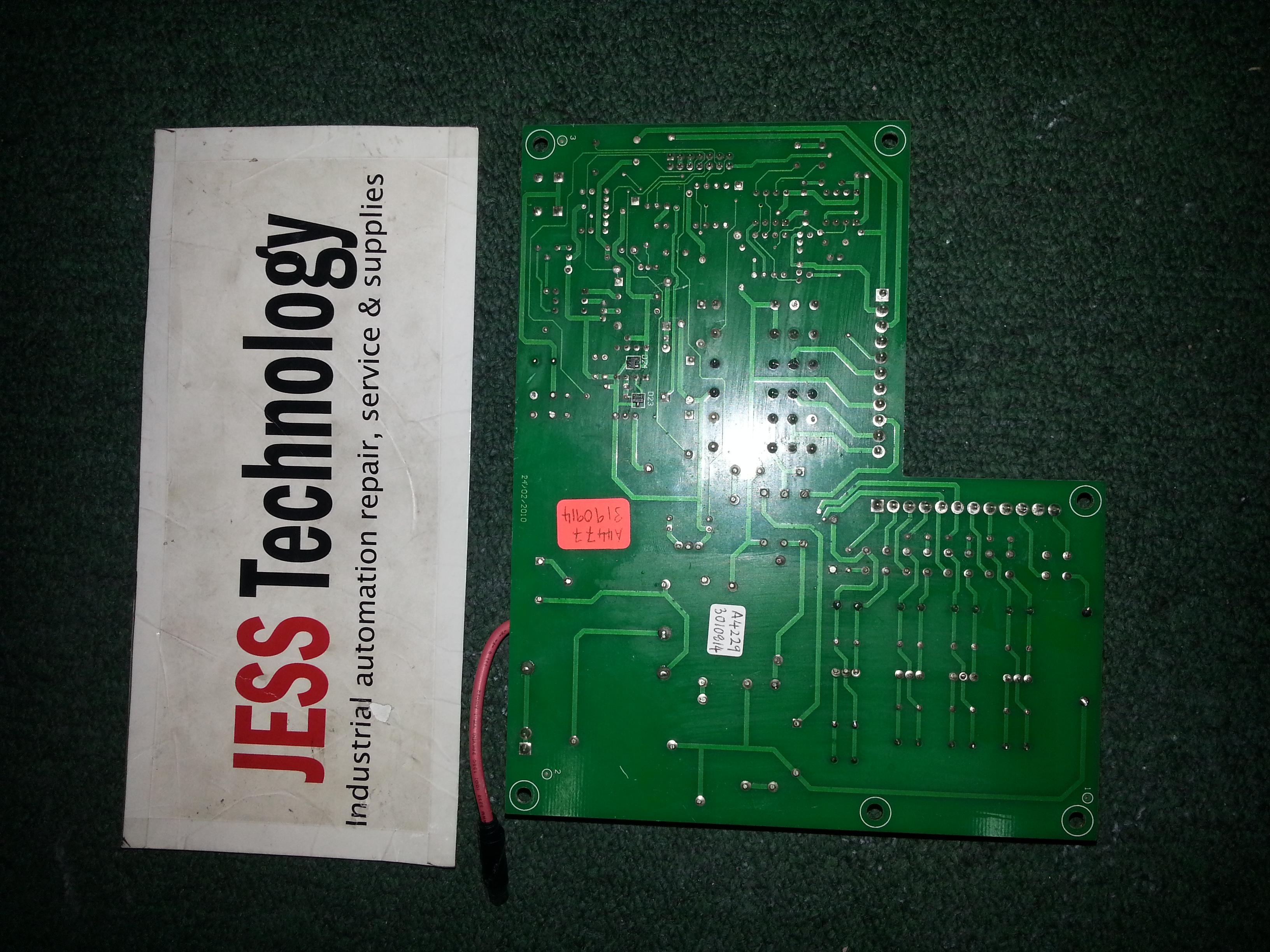 Repair V10-2023 REV-B EVCO PCB BOARD in Malaysia, Singapore, Thailand, Indonesia