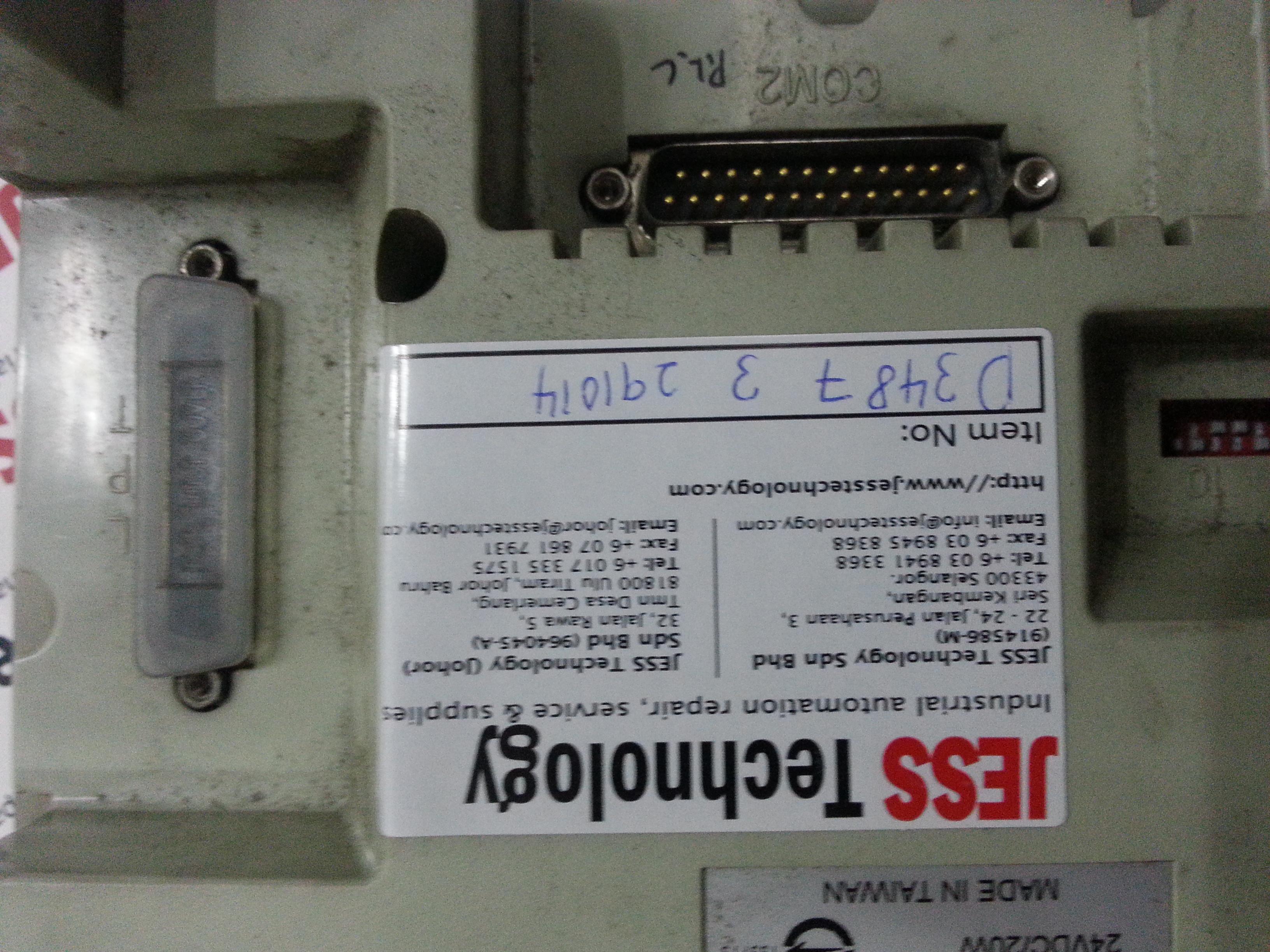 Repair PWS3261-TFT HITECH HITECH SCREEN  in Malaysia, Singapore, Thailand, Indonesia