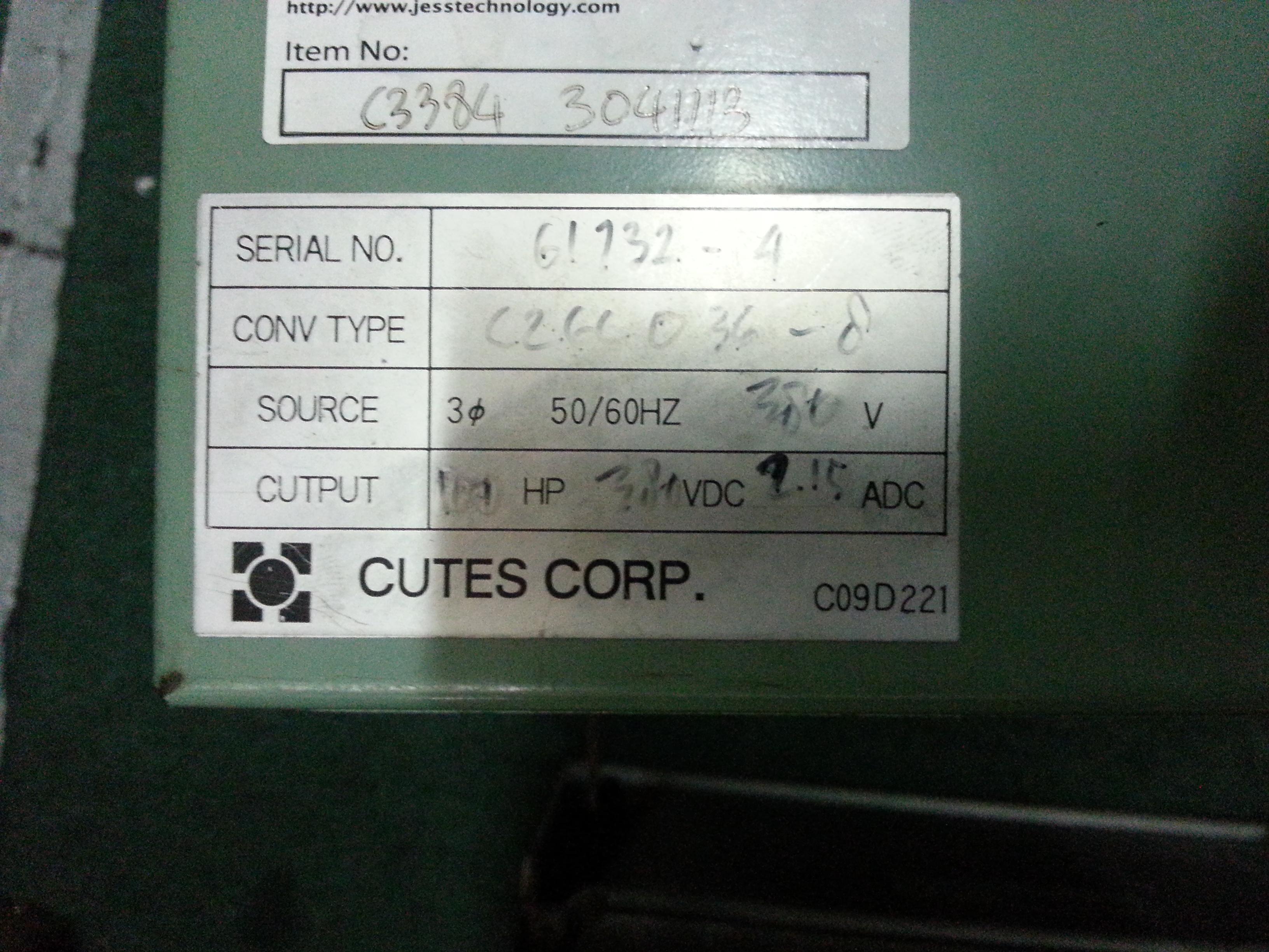 Repair C09D221 CUTES CUTES DC DRIVE in Malaysia, Singapore, Thailand, Indonesia
