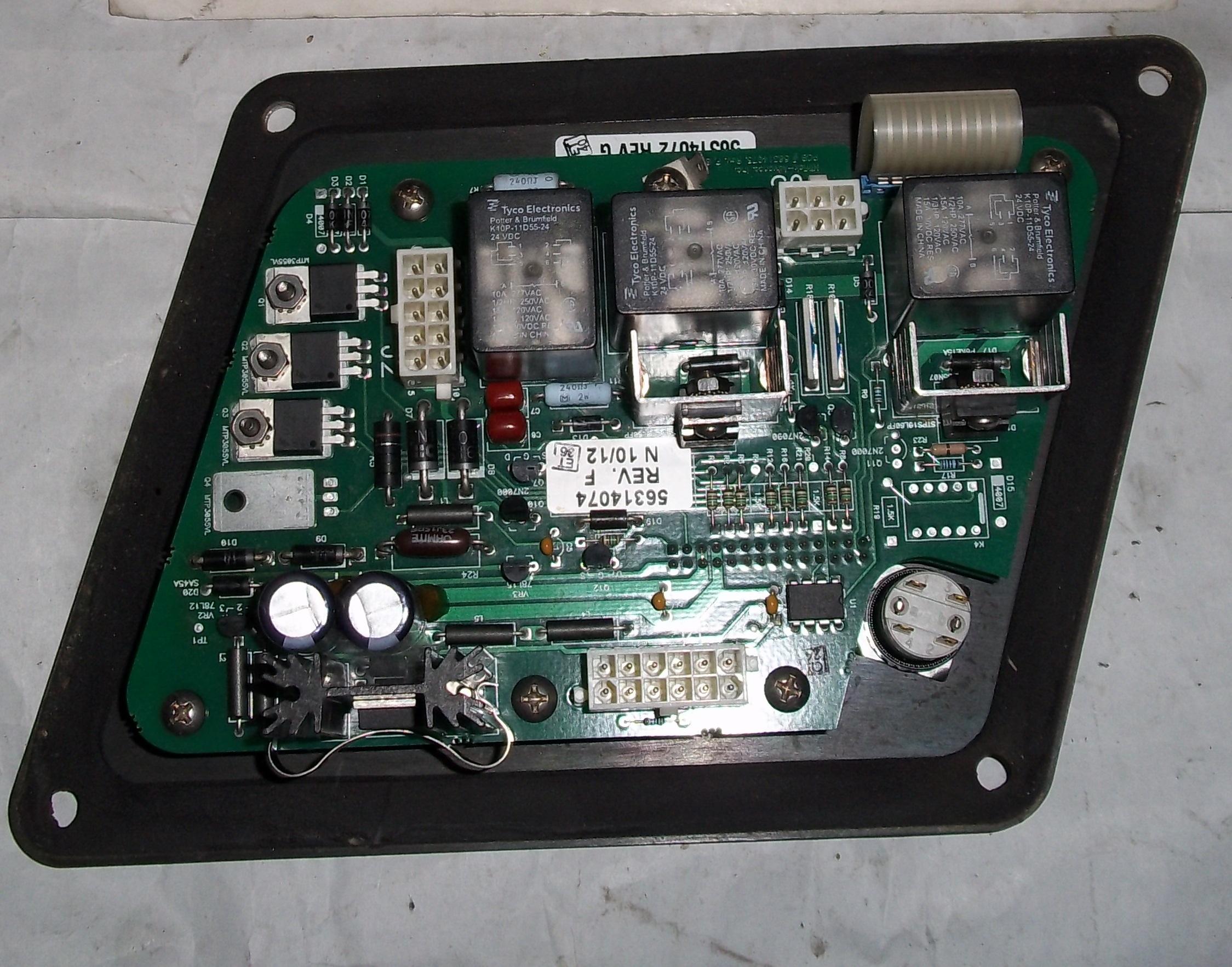 Repair 56314074 BOSCH RKP  CONTROL PANEL (56314074) in Malaysia, Singapore, Thailand, Indonesia
