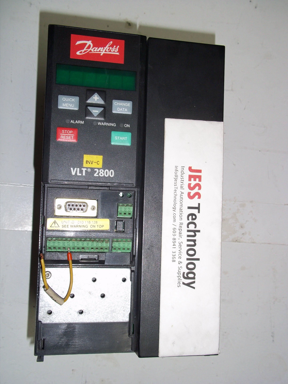 Repair VLT2875PT4B205 DANFOSS INVERTER VLT 2800 in Malaysia, Singapore, Thailand, Indonesia