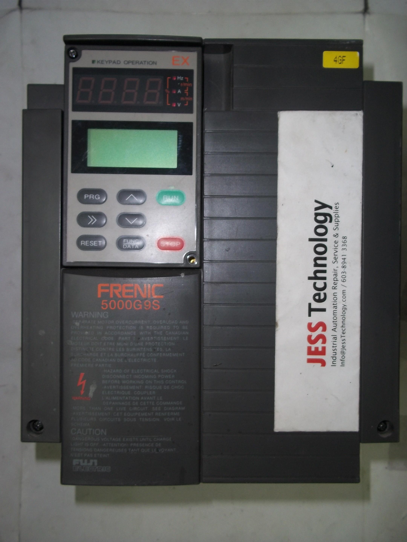 Repair FRN7.5G9S-4SL FRENIC FRENIC 5000G9S in Malaysia, Singapore, Thailand, Indonesia