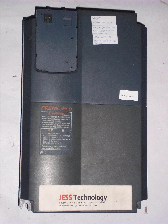 Repair FRN15G11S-4 FRENIC FRENIC 5000V G11 in Malaysia, Singapore, Thailand, Indonesia