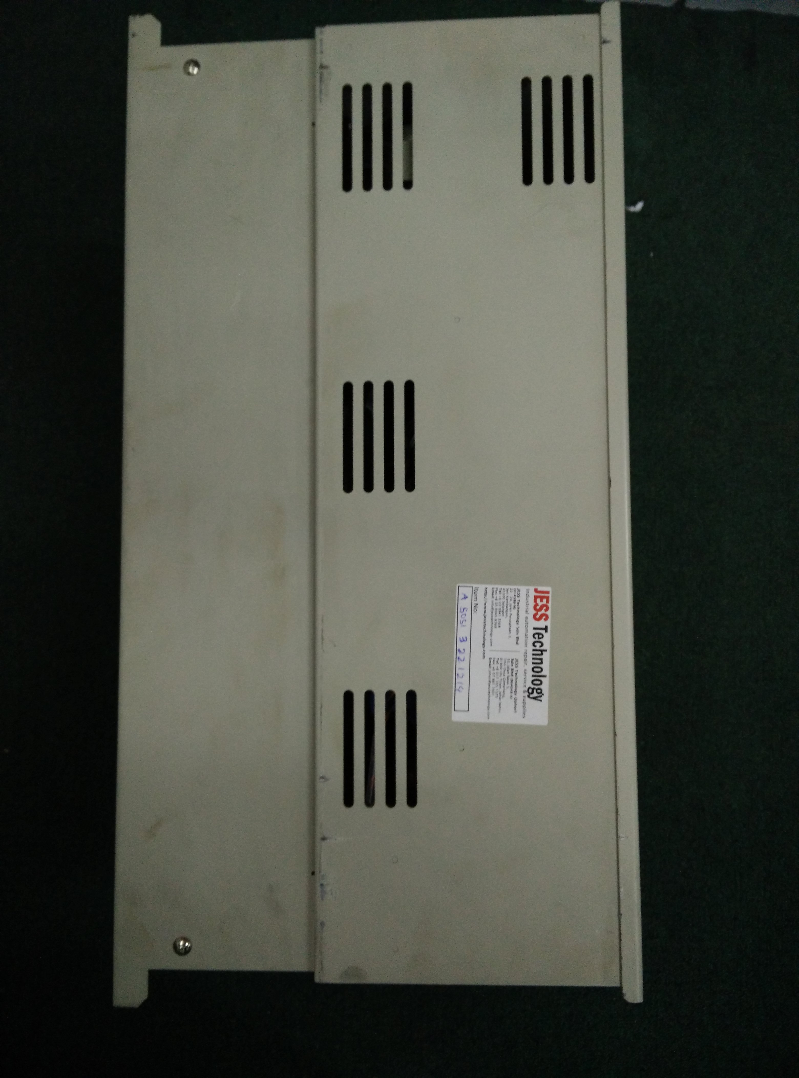 Repair VFC-1200F4022 SIEMENS VARIABLE FREQUENCY CONTROLLER in Malaysia, Singapore, Thailand, Indonesia
