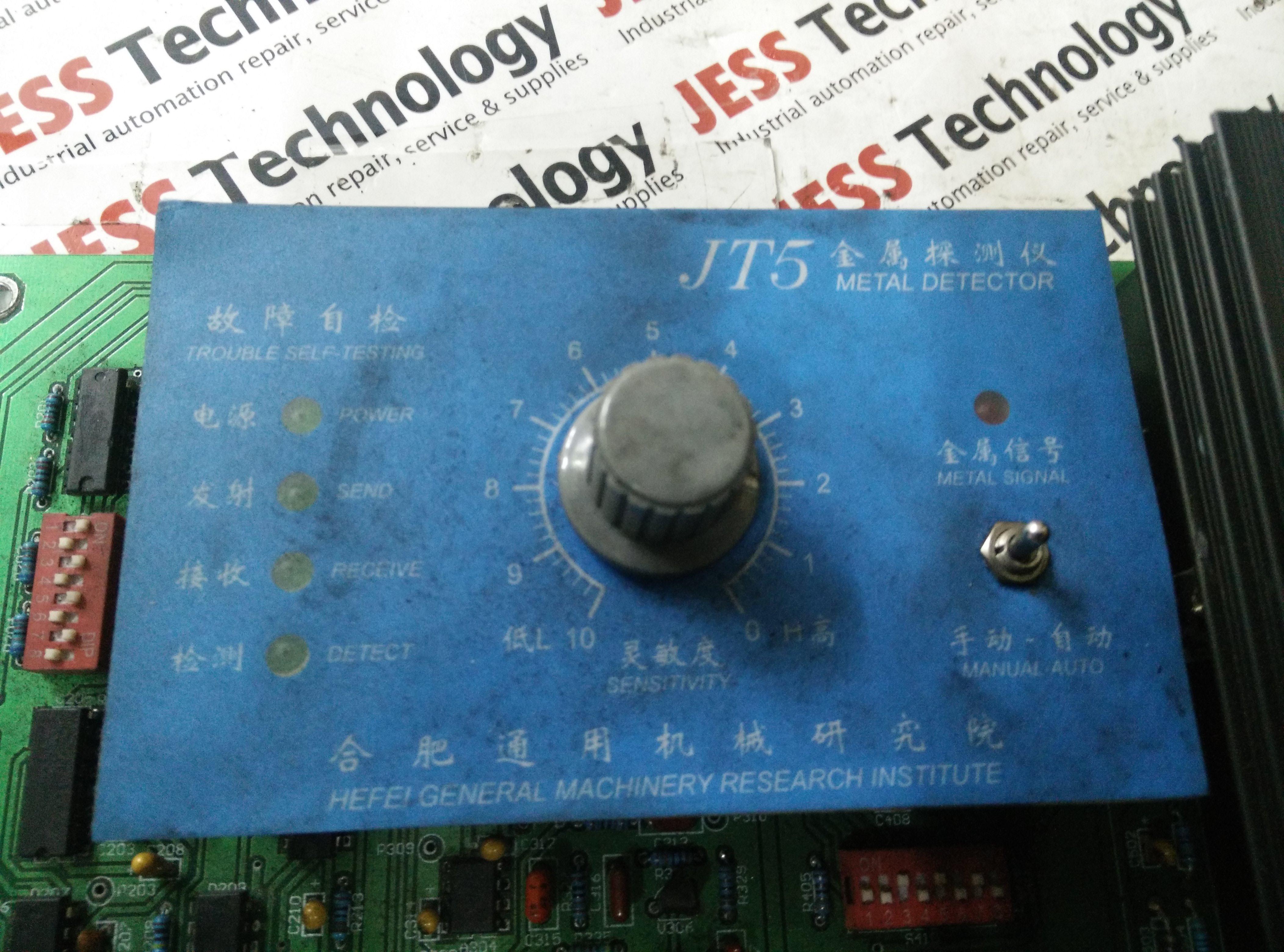 Repair JT5-A EVCO METAL DETECTOR PCB BOARD in Malaysia, Singapore, Thailand, Indonesia