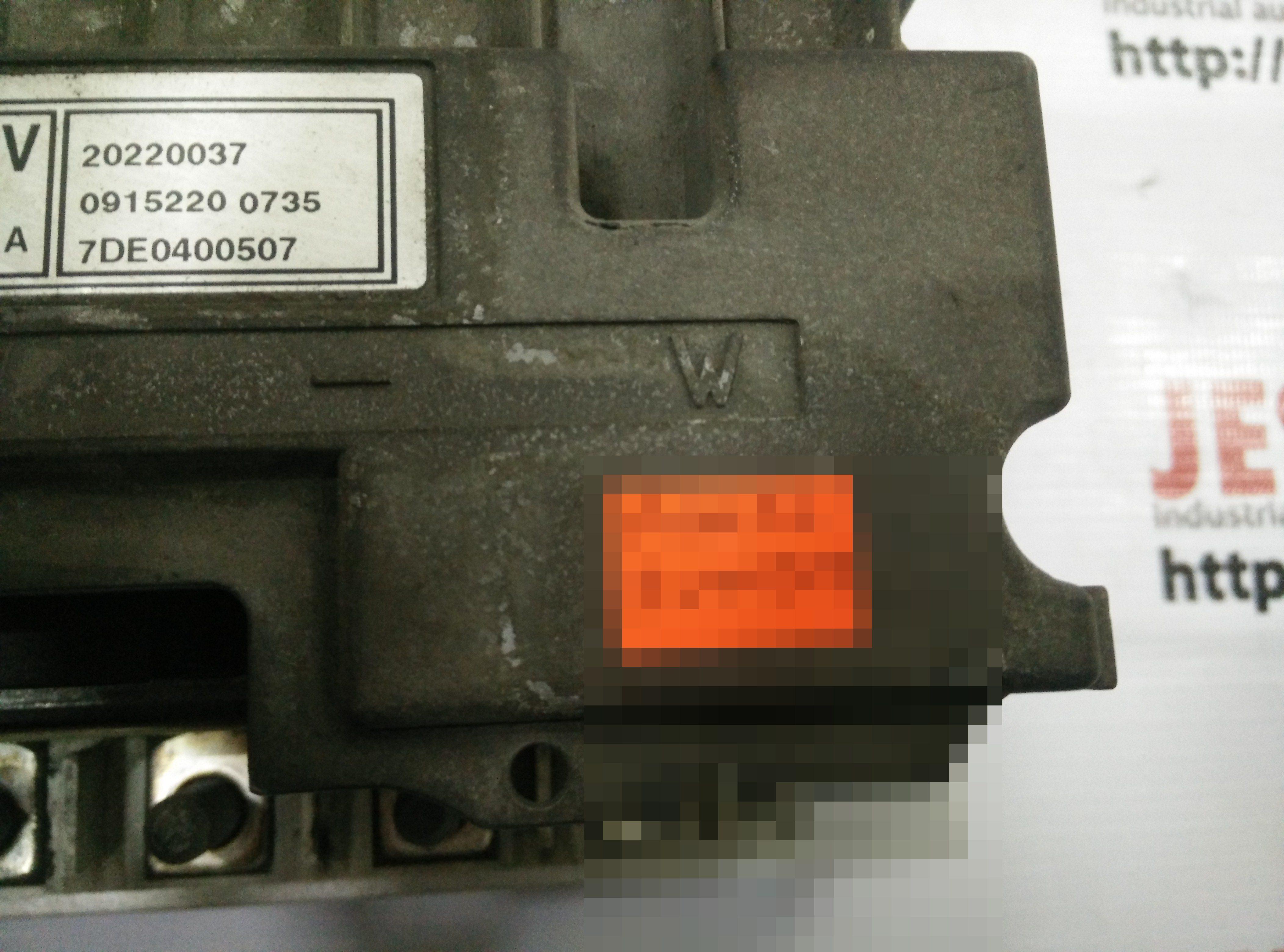 Repair 7DE0400507 BETRV LAC1 SW:BAS:V.0.09 BETR:V.0.29.8.433606 in Malaysia, Singapore, Thailand, Indonesia