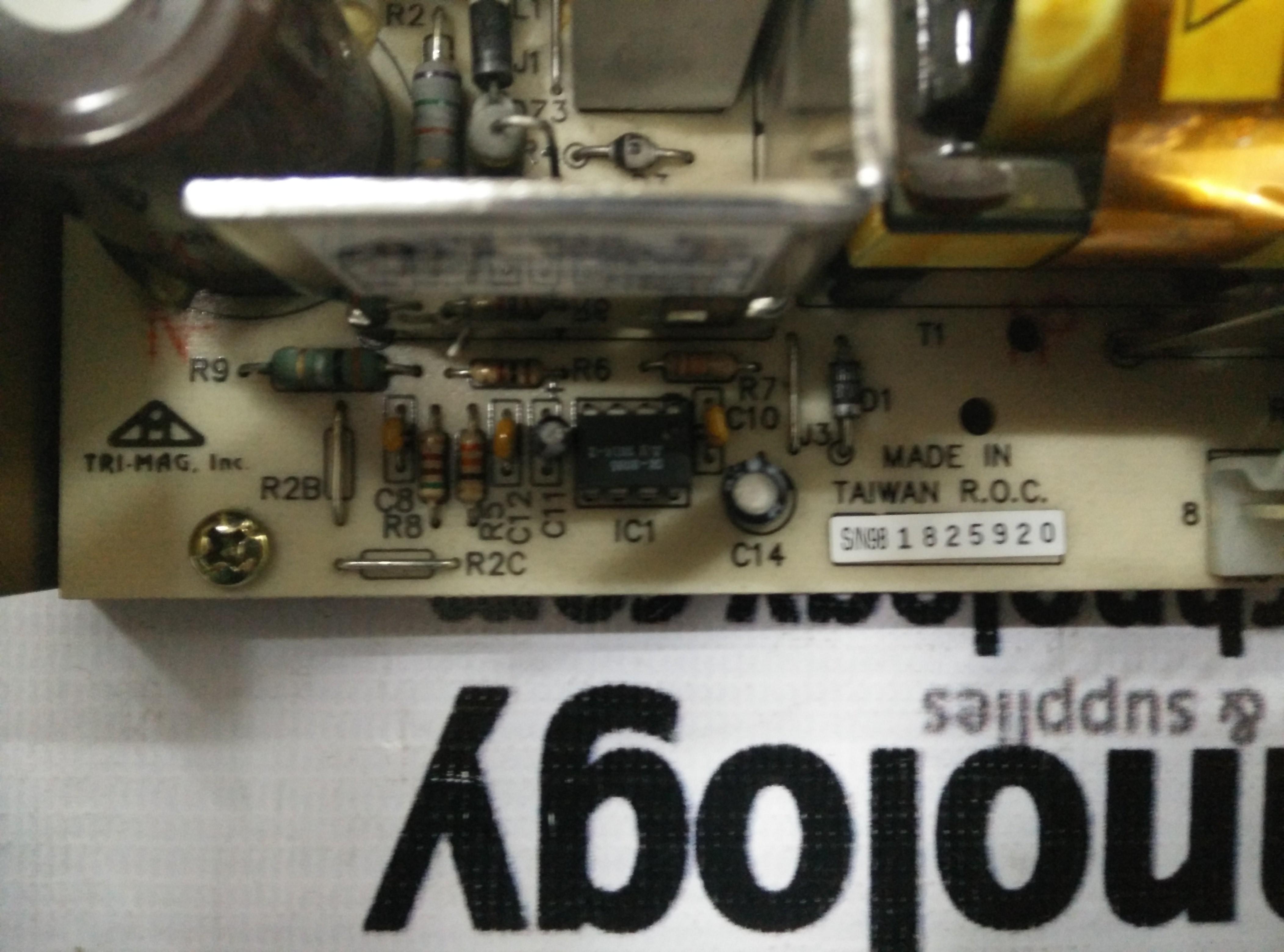 Repair 1825920 TRI-MAG TRI-MAG PCB BOARD in Malaysia, Singapore, Thailand, Indonesia