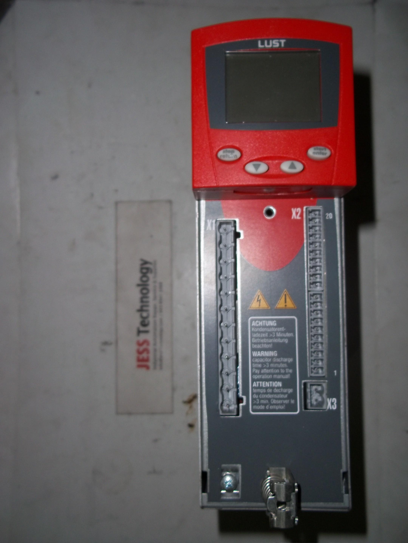 Repair CDA34.006 LUST INVERTER  in Malaysia, Singapore, Thailand, Indonesia