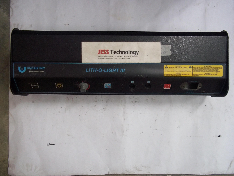 Repair 03-1161-36 UNILUX LITH-O-LIGHT III in Malaysia, Singapore, Thailand, Indonesia