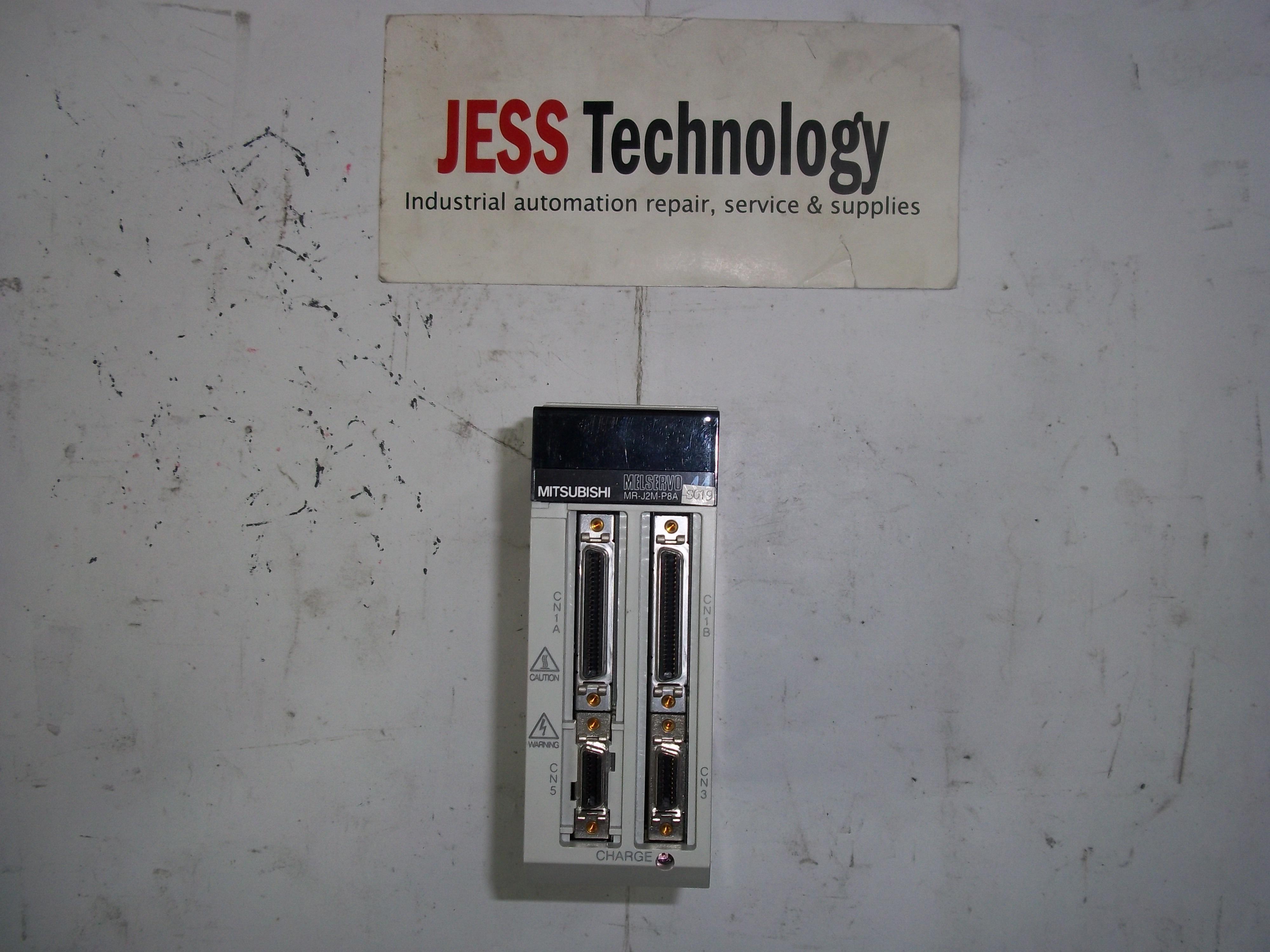 Repair MR-J2M-P8A-S019 MITSUBISHI  MITSUBISHI MELSERVO MR-J2M-P8A-S019 in Malaysia, Singapore, Thailand, Indonesia