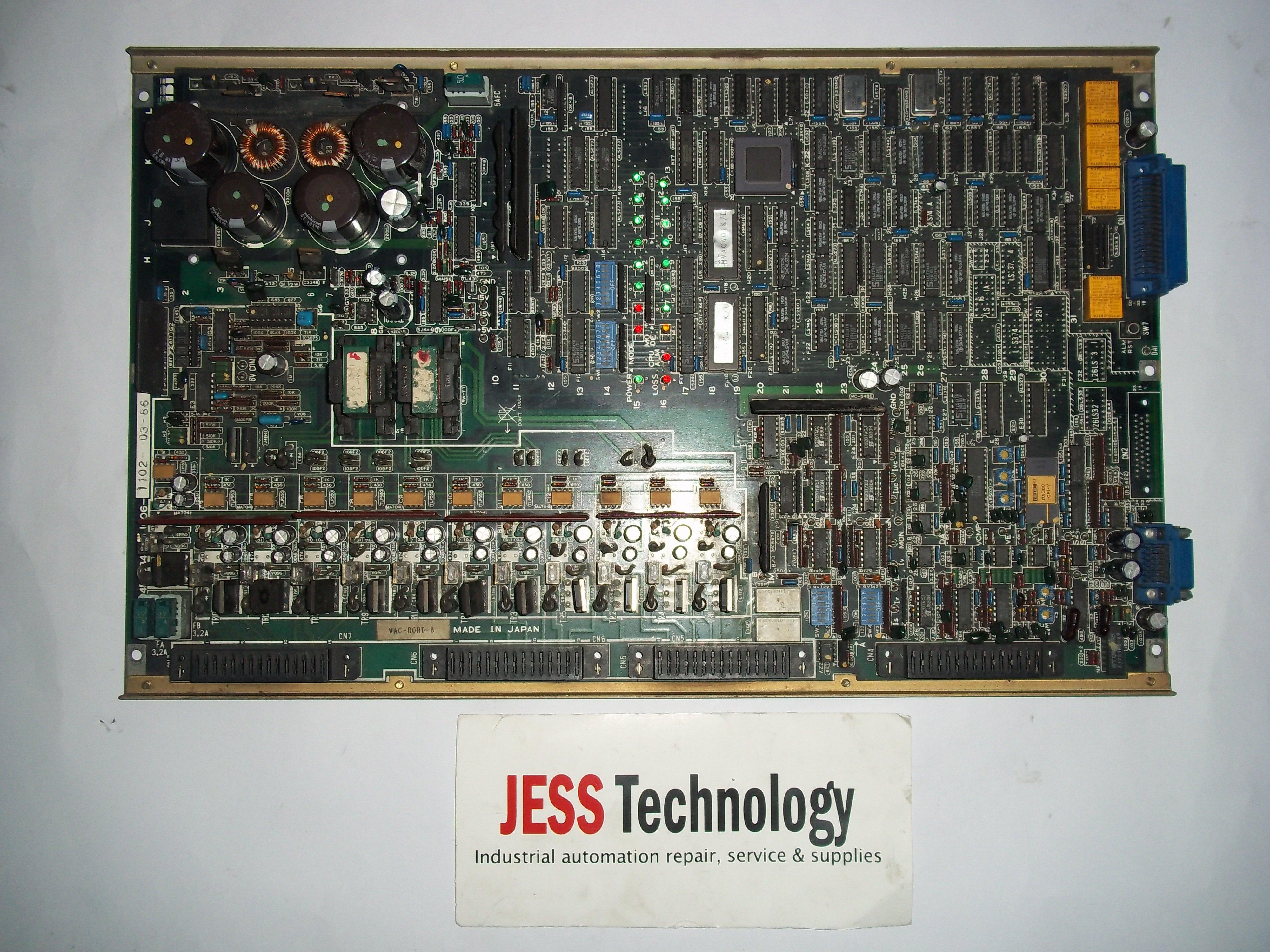 Repair E4809-045-084-G PCB PCB BOARD E4809-045-084-G in Malaysia, Singapore, Thailand, Indonesia