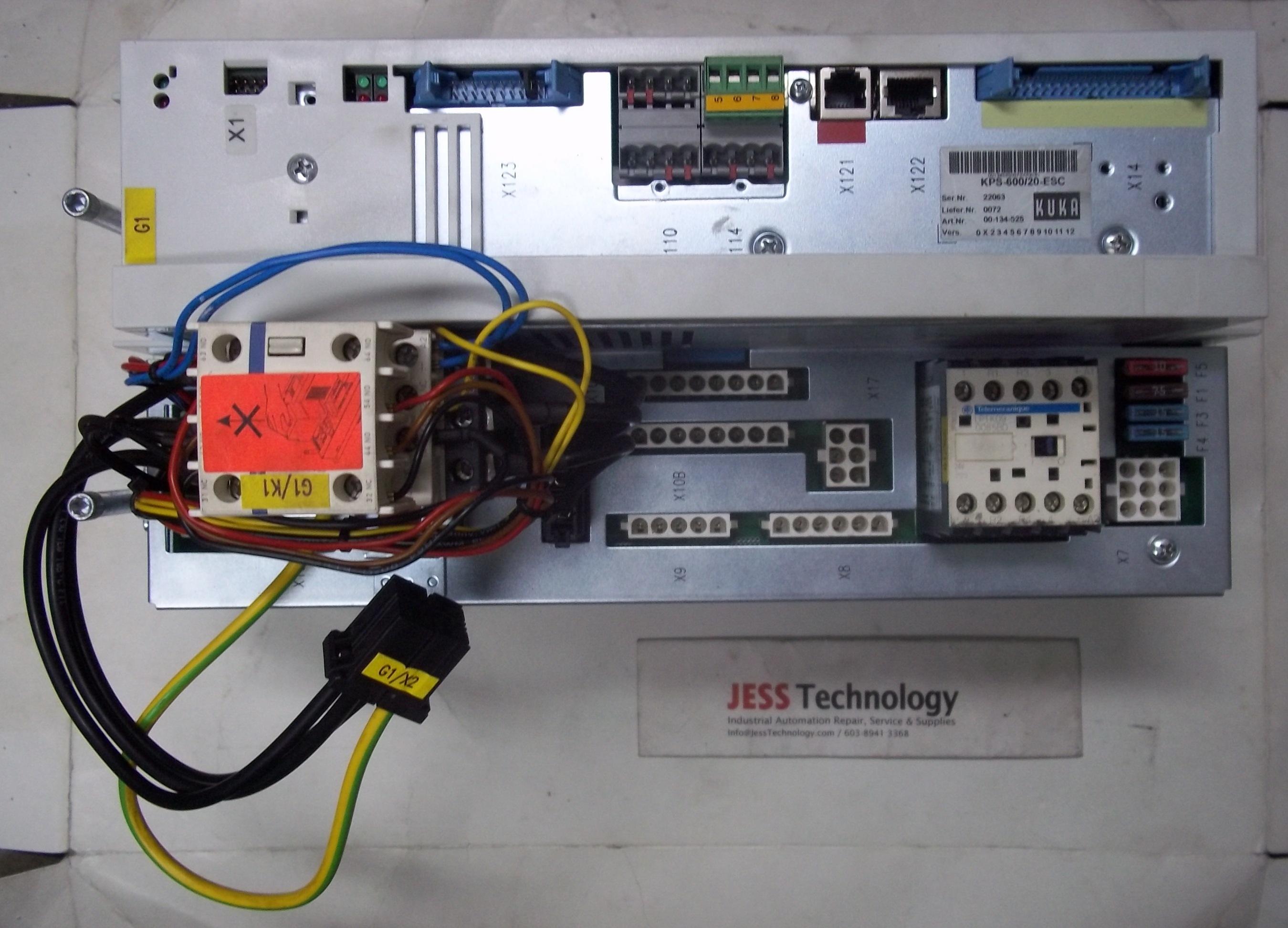 jess repair kuka power supply kps 600 20 esc in malaysia rh jesstechnology com Mixture of Electrical Supplies Electrical Parts Supplies