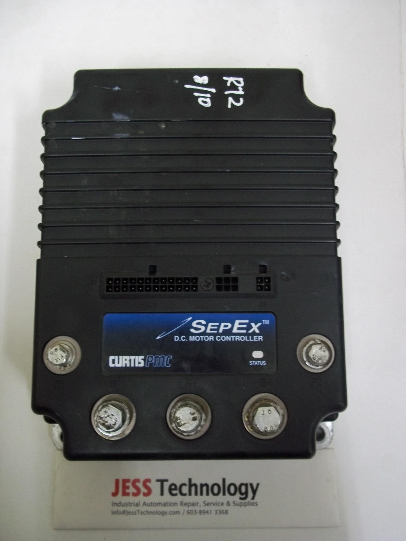 Jess repair sepex curtis pmc dc motor controller 1244 for Curtis dc motor controller 1243