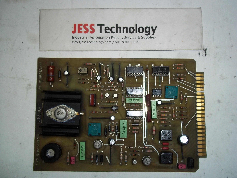 JESS | Repair EVG WELDING MACHINE PCB BOARD EVG GRAZ AUSTRIA