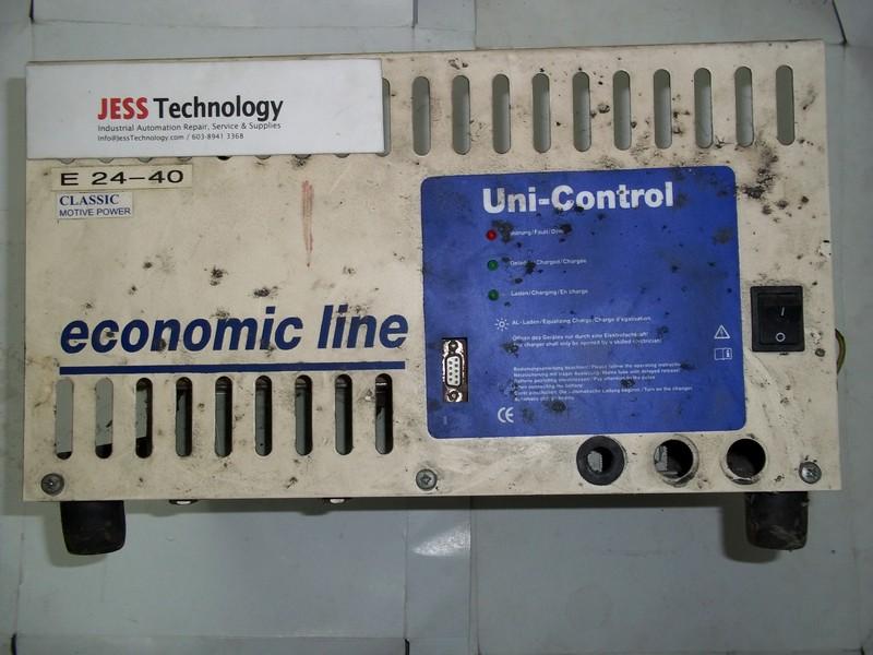 Repair E24-20 CLASSIC CLASSIC MOTIVE POWER UNI-CONTROL in Malaysia, Singapore, Thailand, Indonesia