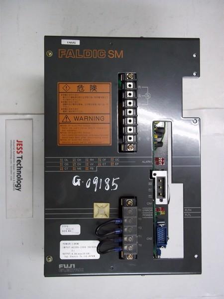 Repair FALDIC SM RYK1.8T FUJI FUJI ELECTRIC SERVODRIVE FALDIC SM in Malaysia, Singapore, Thailand, Indonesia