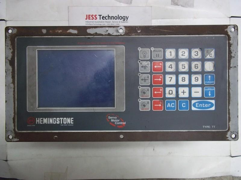Repair TT HEMINGSTONE HEMINGSTONE SERVO MOTOR CONTROL in Malaysia, Singapore, Thailand, Indonesia