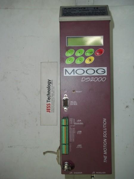 Repair MOOG DS2000 MOOG MOOG SERVODRIVE in Malaysia, Singapore, Thailand, Indonesia
